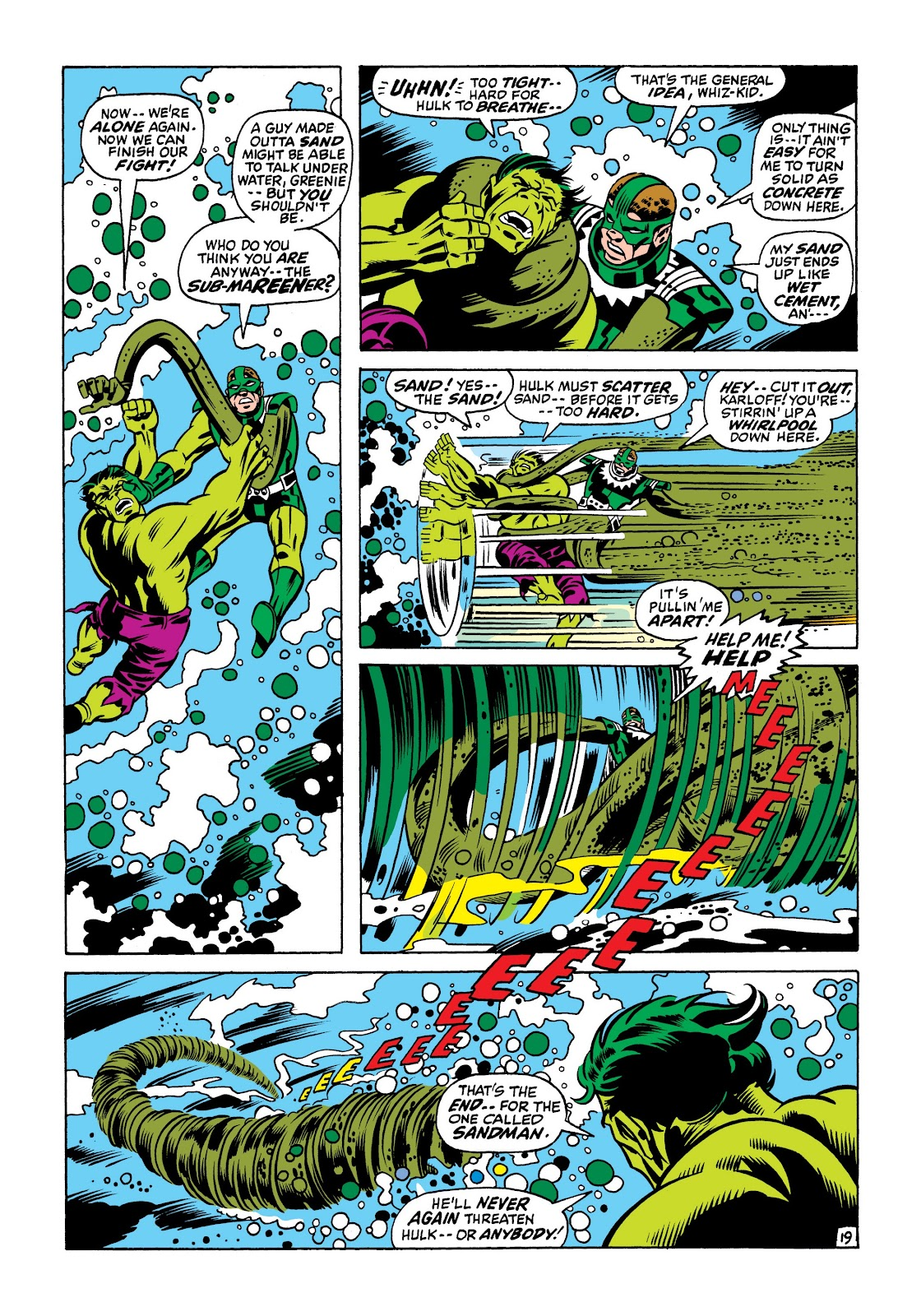 Read online Marvel Masterworks: The Incredible Hulk comic -  Issue # TPB 7 (Part 1) - 85