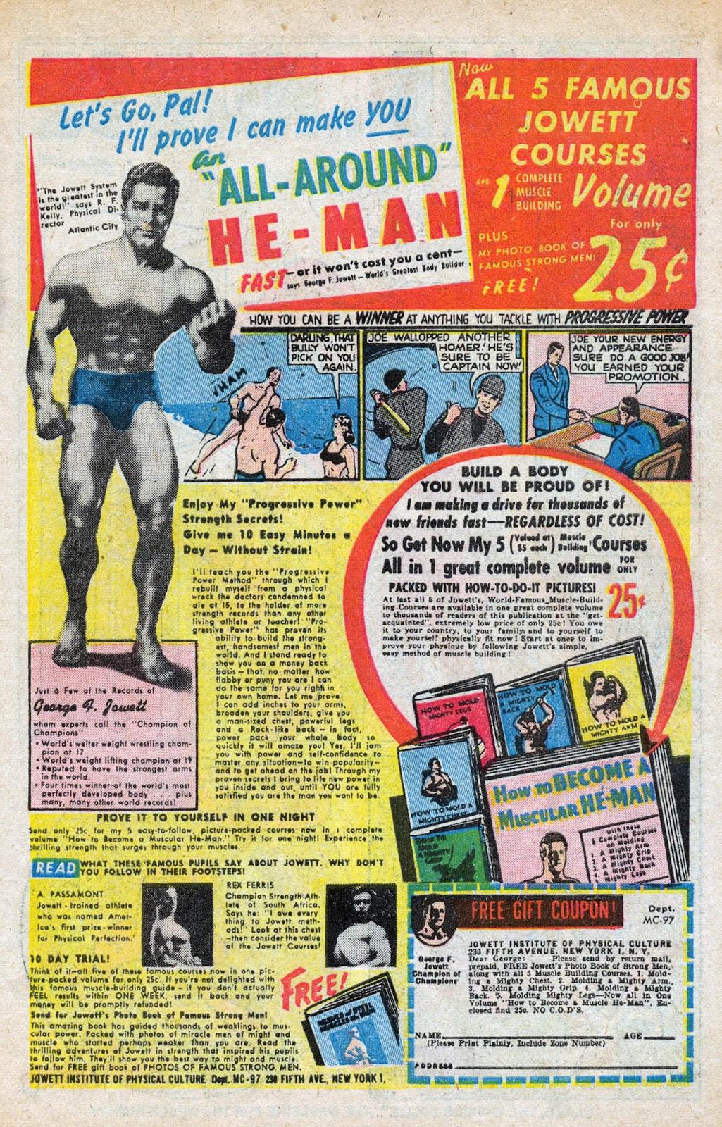 Read online Gay Comics comic -  Issue #40 - 9