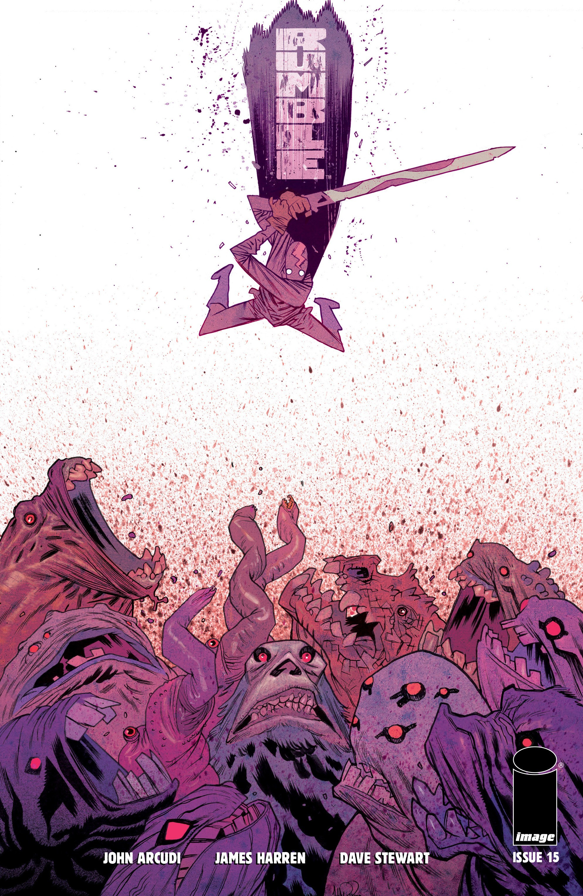 Rumble (2014) 15 Page 1