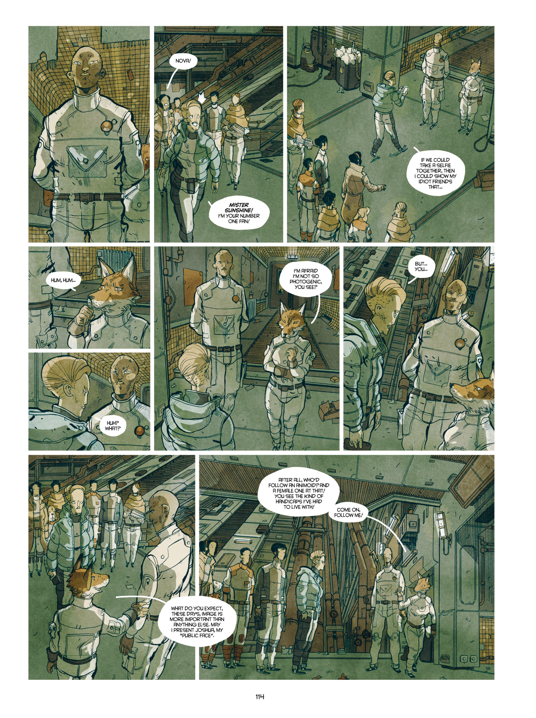 Read online Shangri-La comic -  Issue # Full - 115