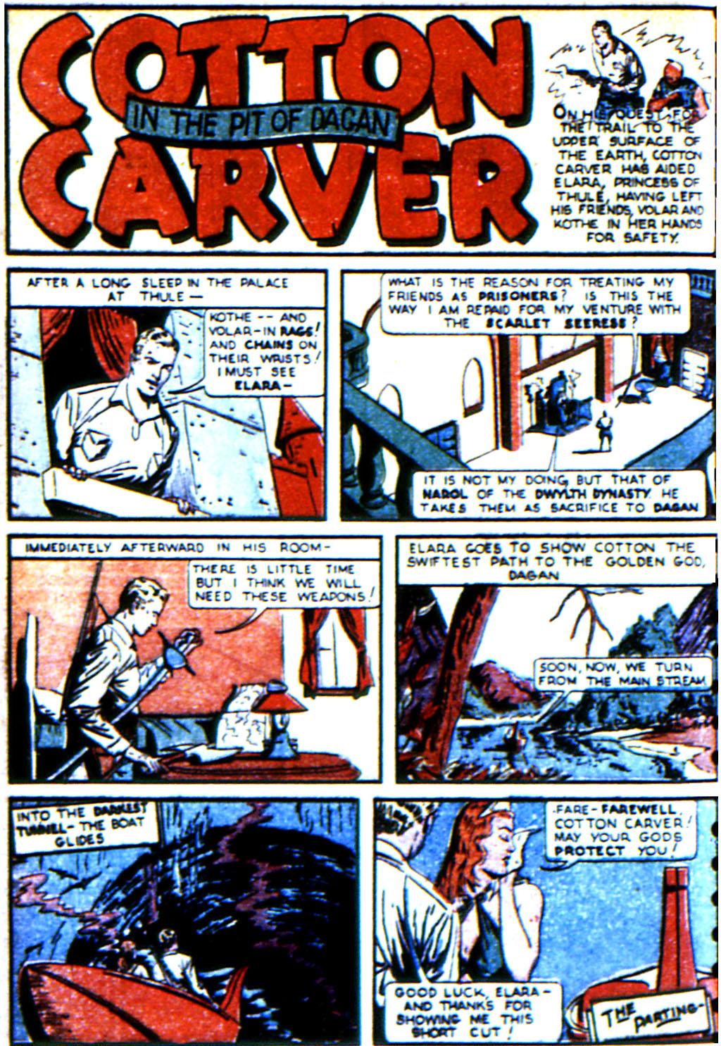Read online Adventure Comics (1938) comic -  Issue #42 - 60
