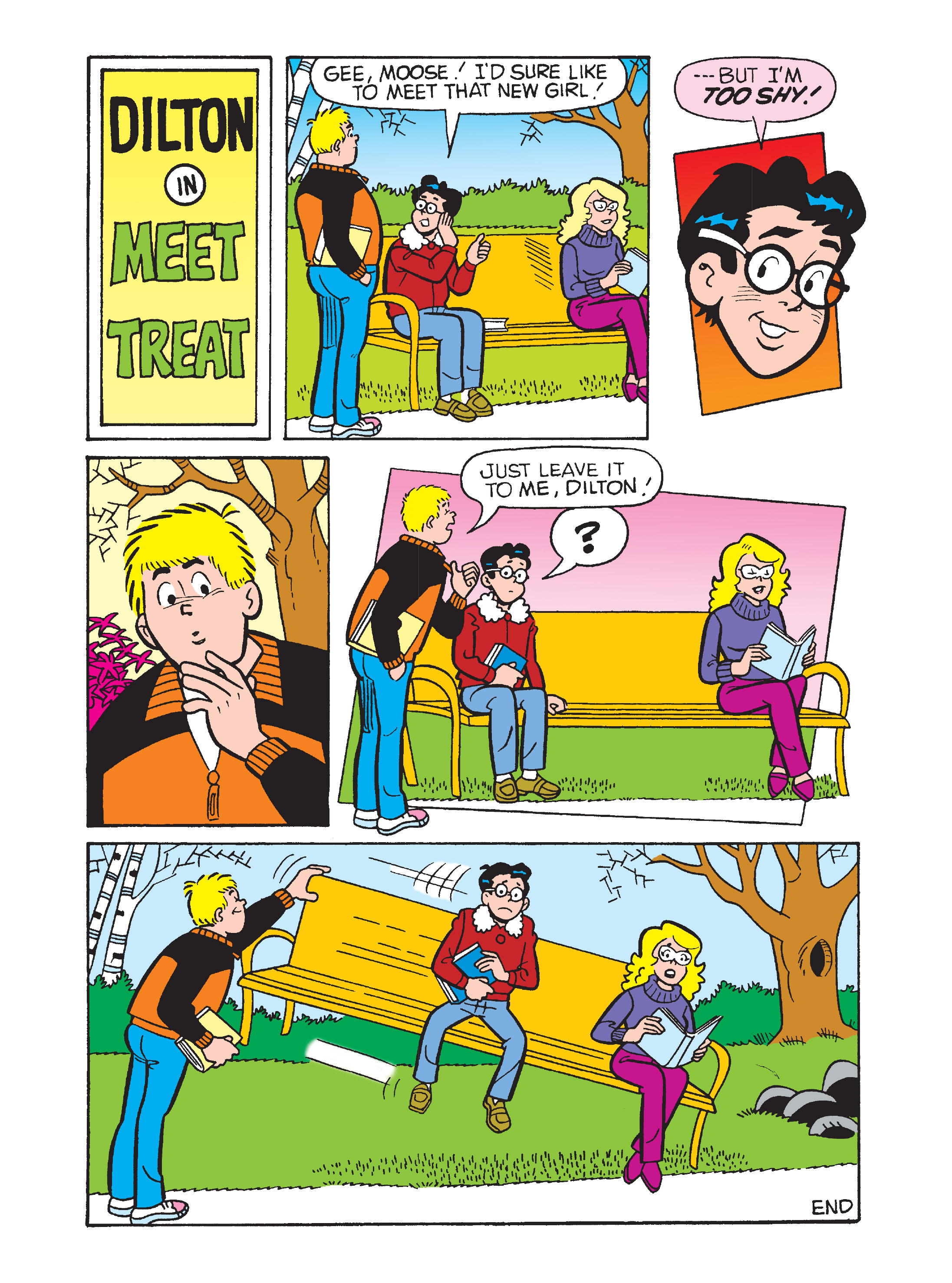 Read online Archie's Funhouse Double Digest comic -  Issue #1 - 92