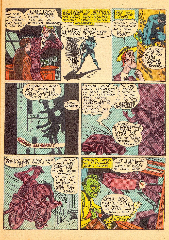 Read online Sensation (Mystery) Comics comic -  Issue #25 - 51