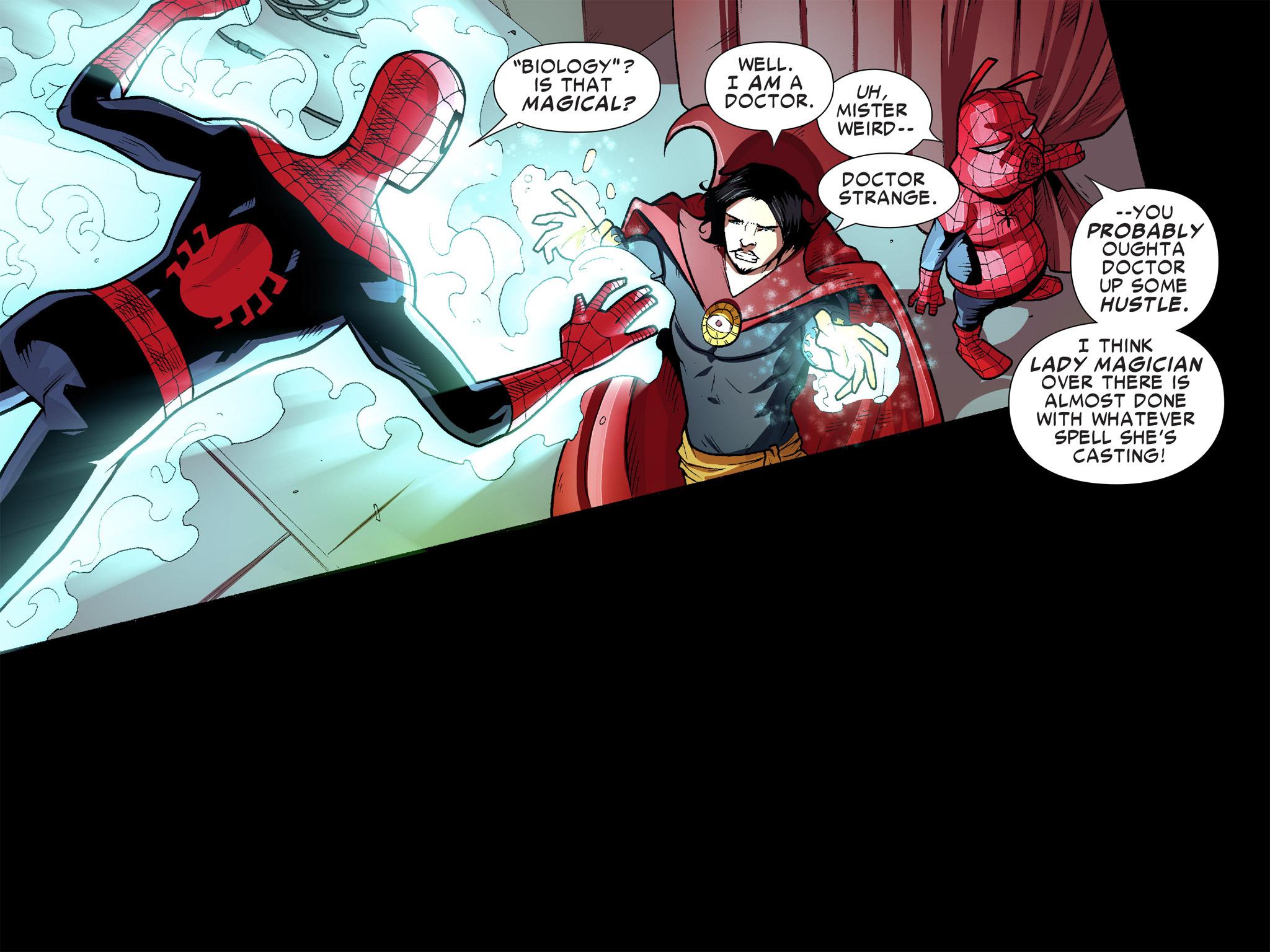 Read online Ultimate Spider-Man (Infinite Comics) (2016) comic -  Issue #9 - 33