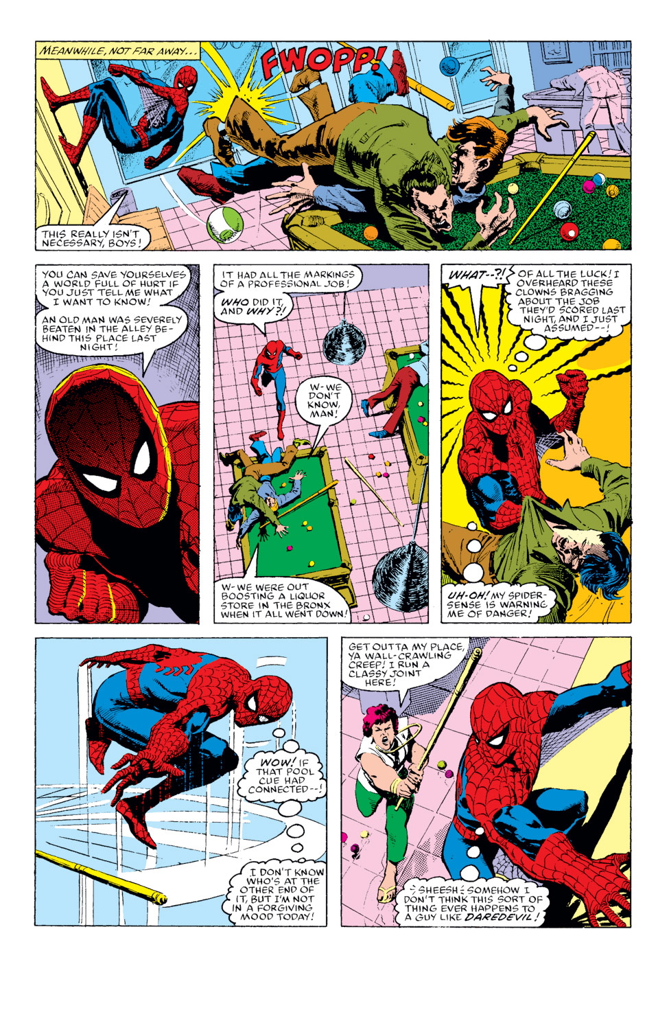 The Amazing Spider-Man (1963) 272 Page 3