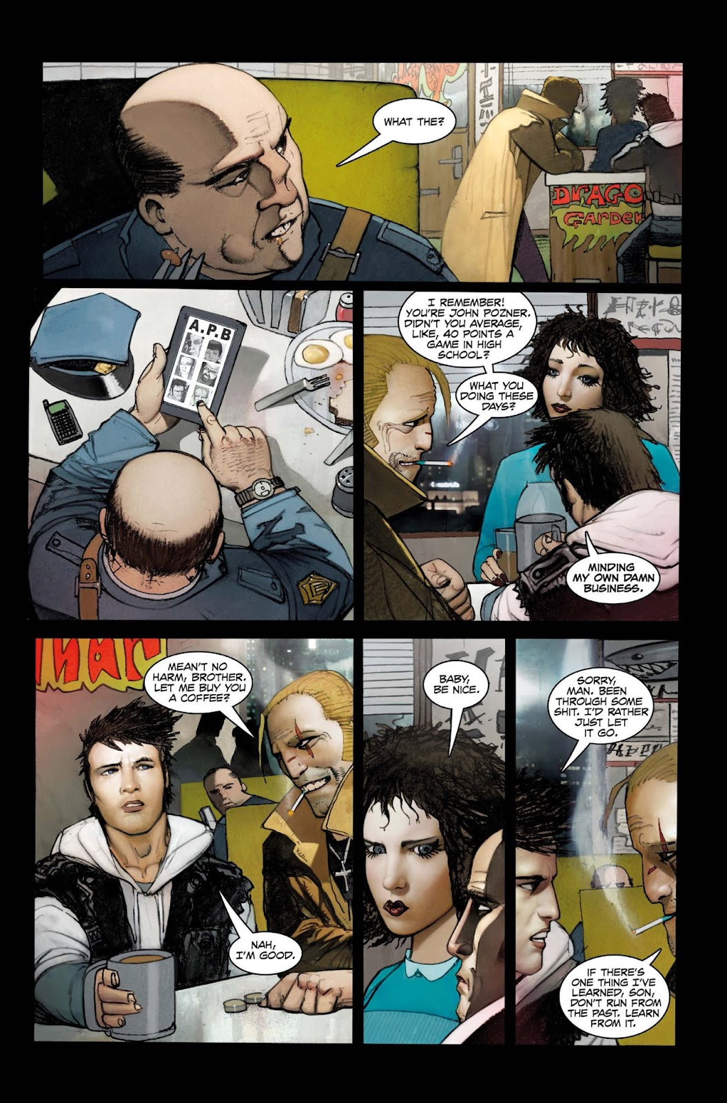 13 Coins issue TPB - Page 31