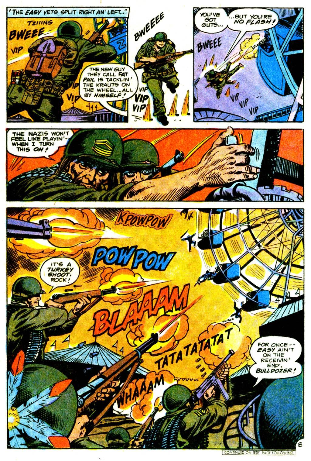 Read online Sgt. Rock comic -  Issue #317 - 11