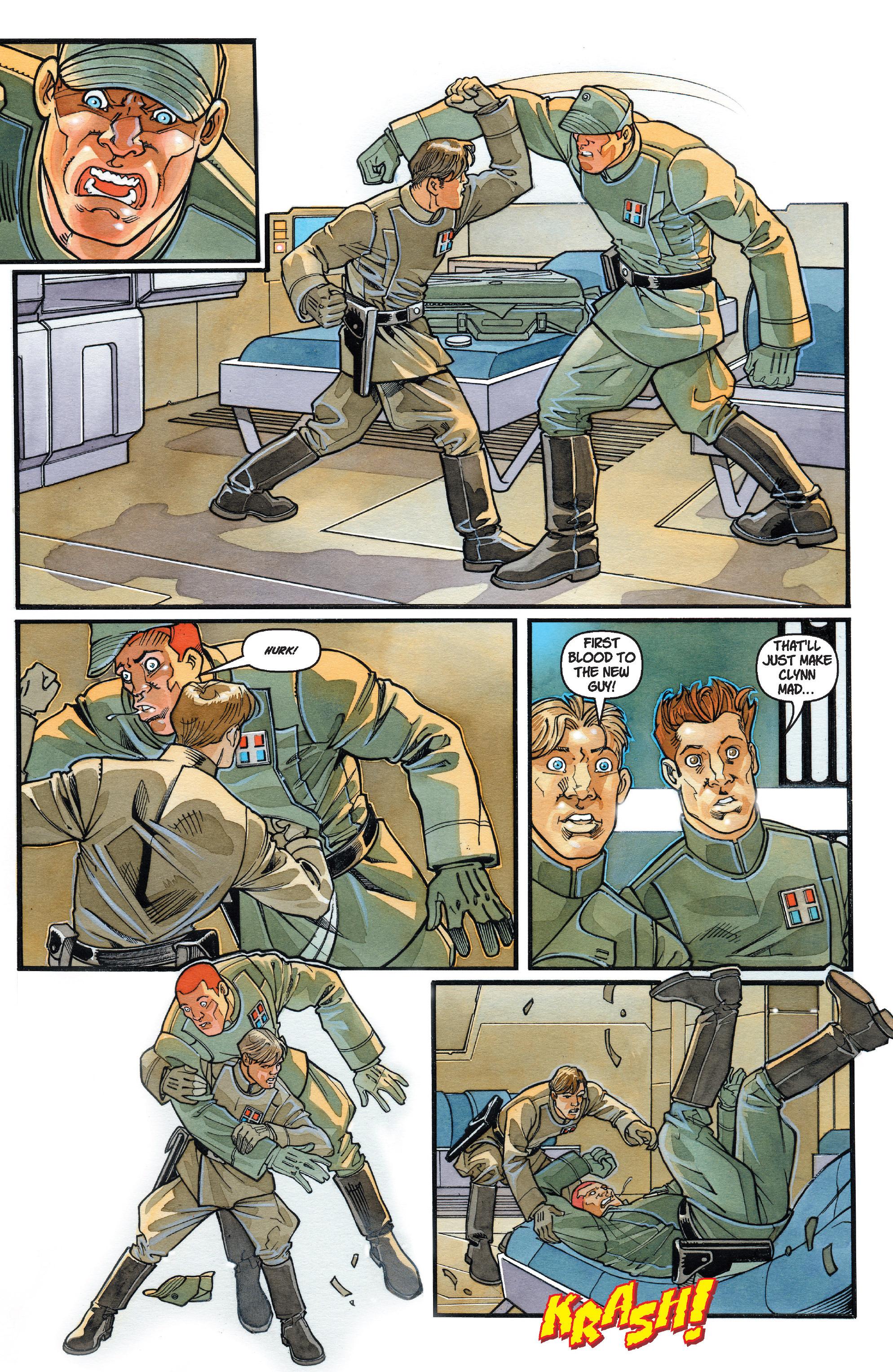 Read online Star Wars Omnibus comic -  Issue # Vol. 22 - 232