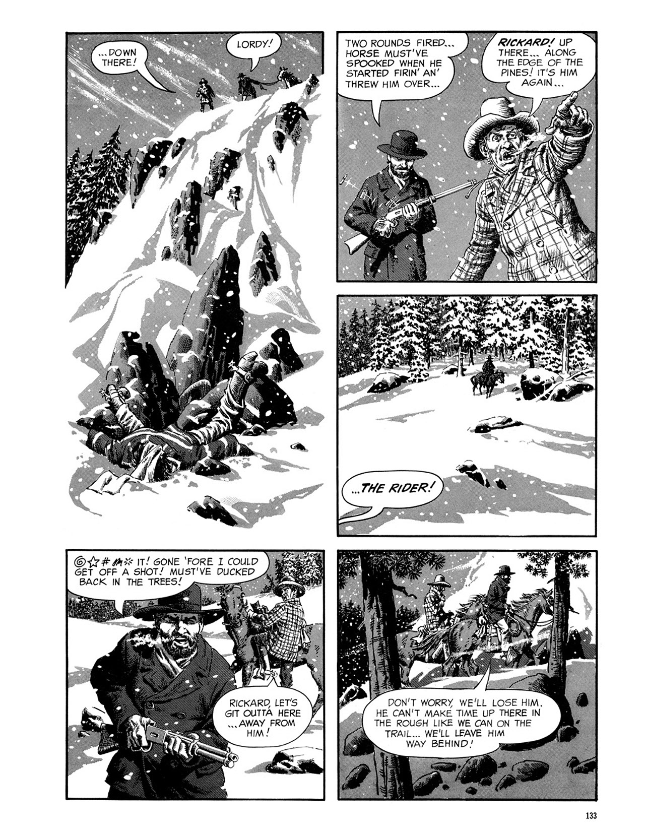 Read online Eerie Archives comic -  Issue # TPB 2 - 134