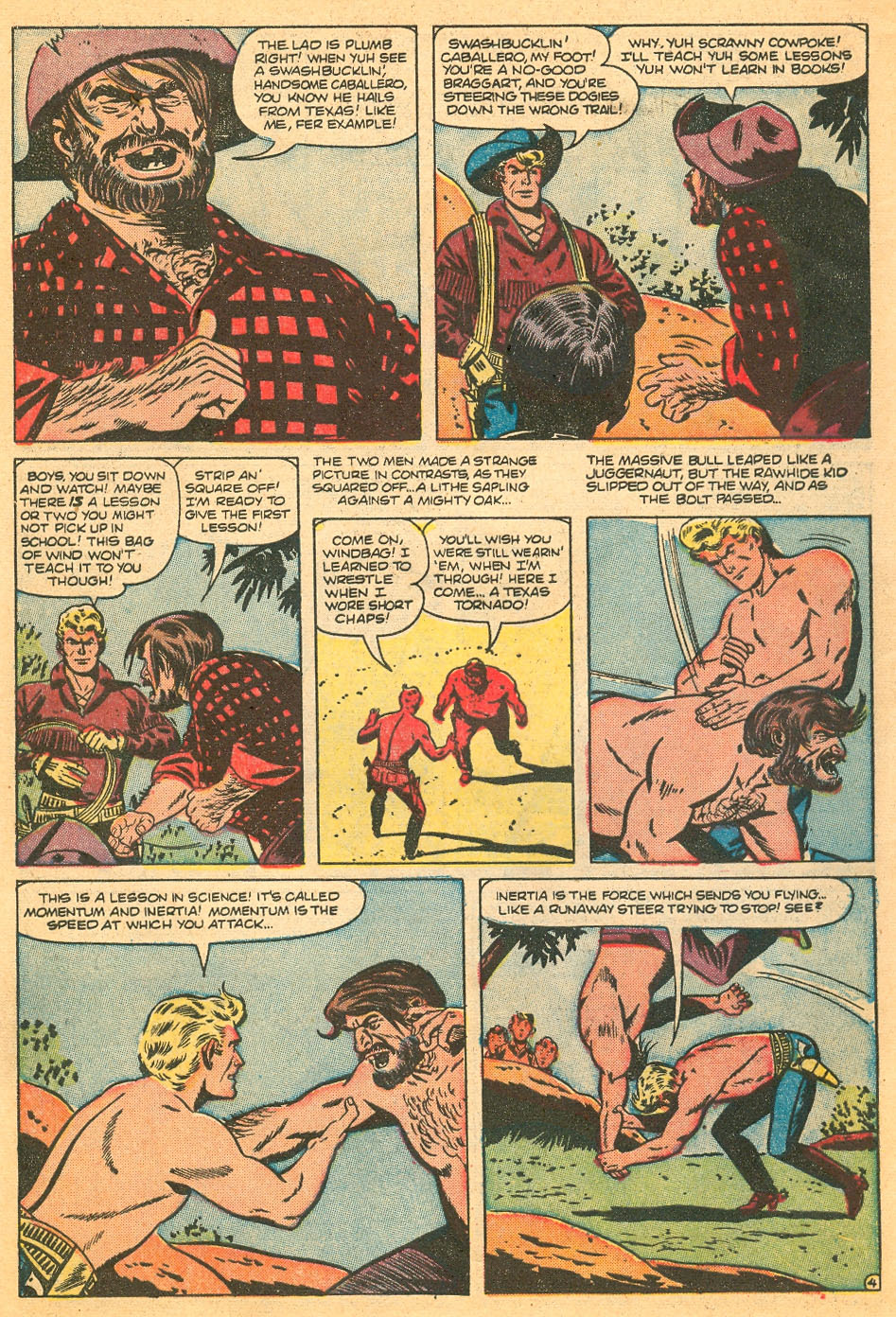 The Rawhide Kid (1955) issue 3 - Page 6
