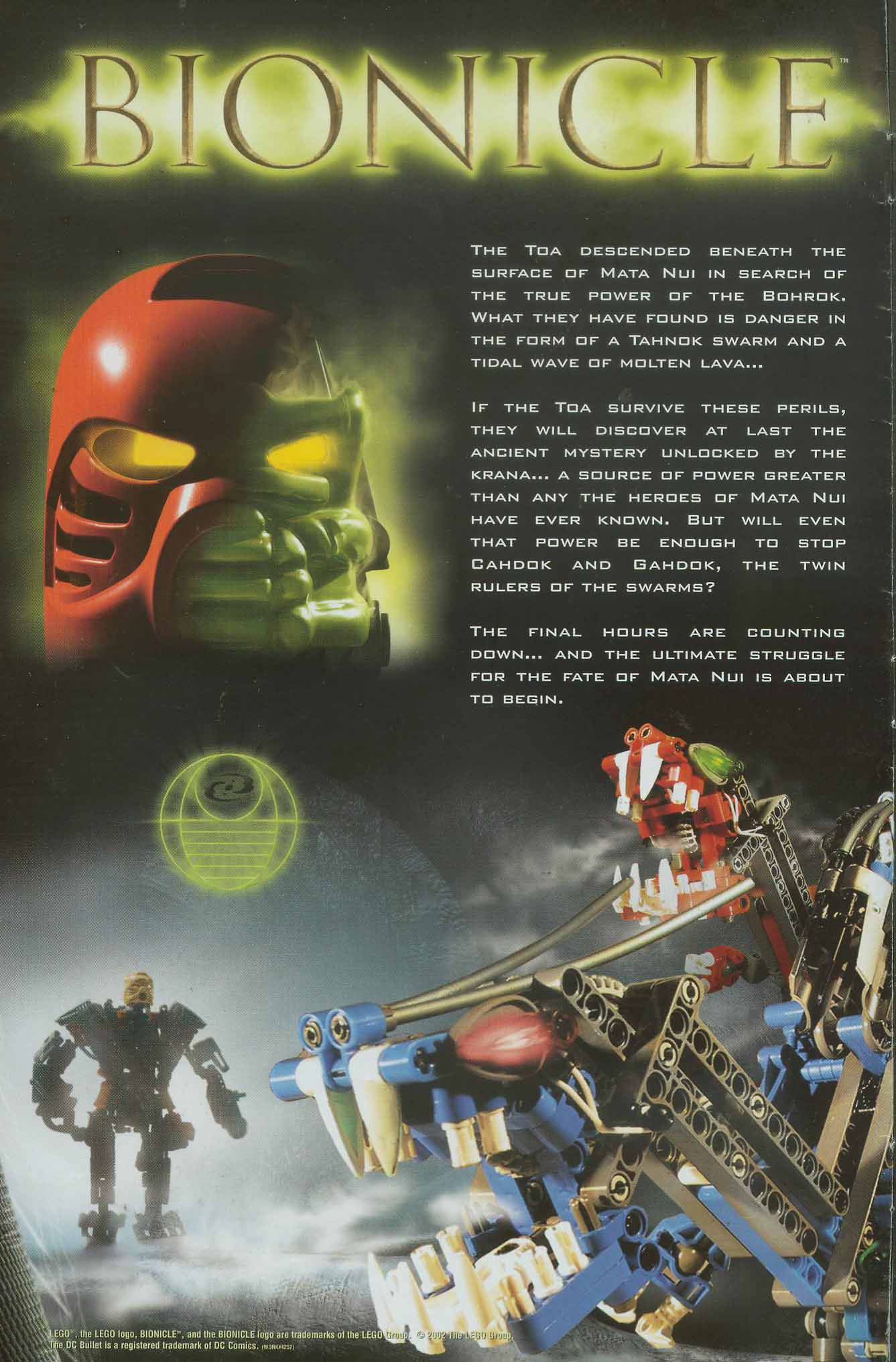 Bionicle 7 Page 2