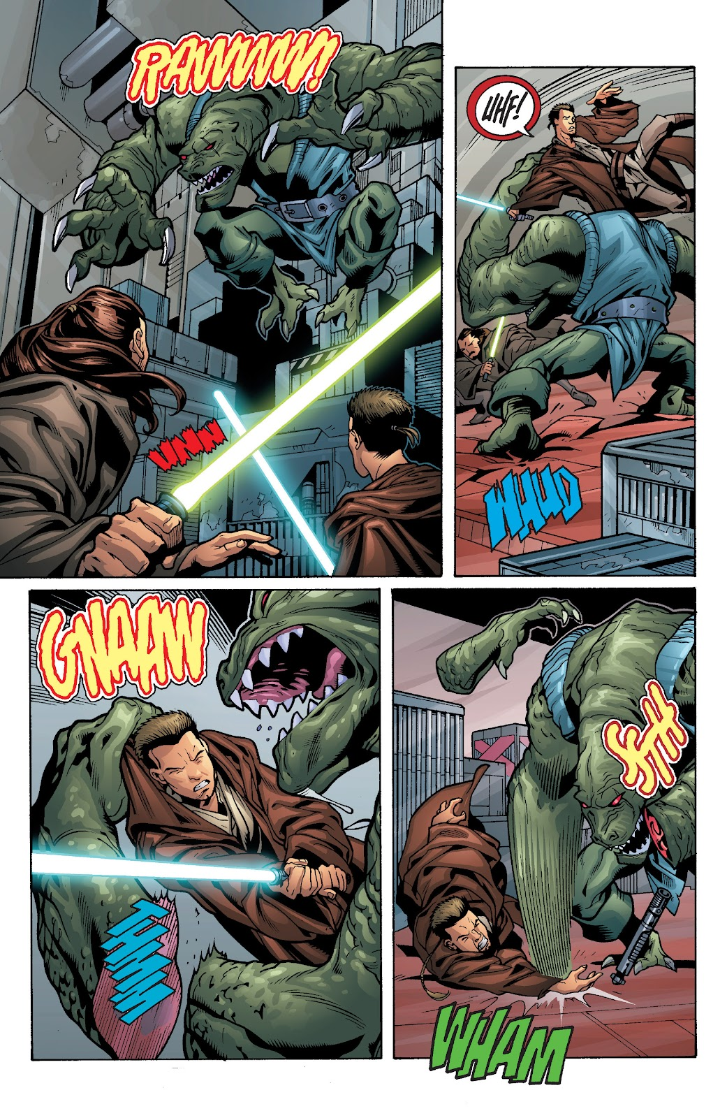 Read online Star Wars Legends: Rise of the Sith - Epic Collection comic -  Issue # TPB 1 (Part 3) - 87