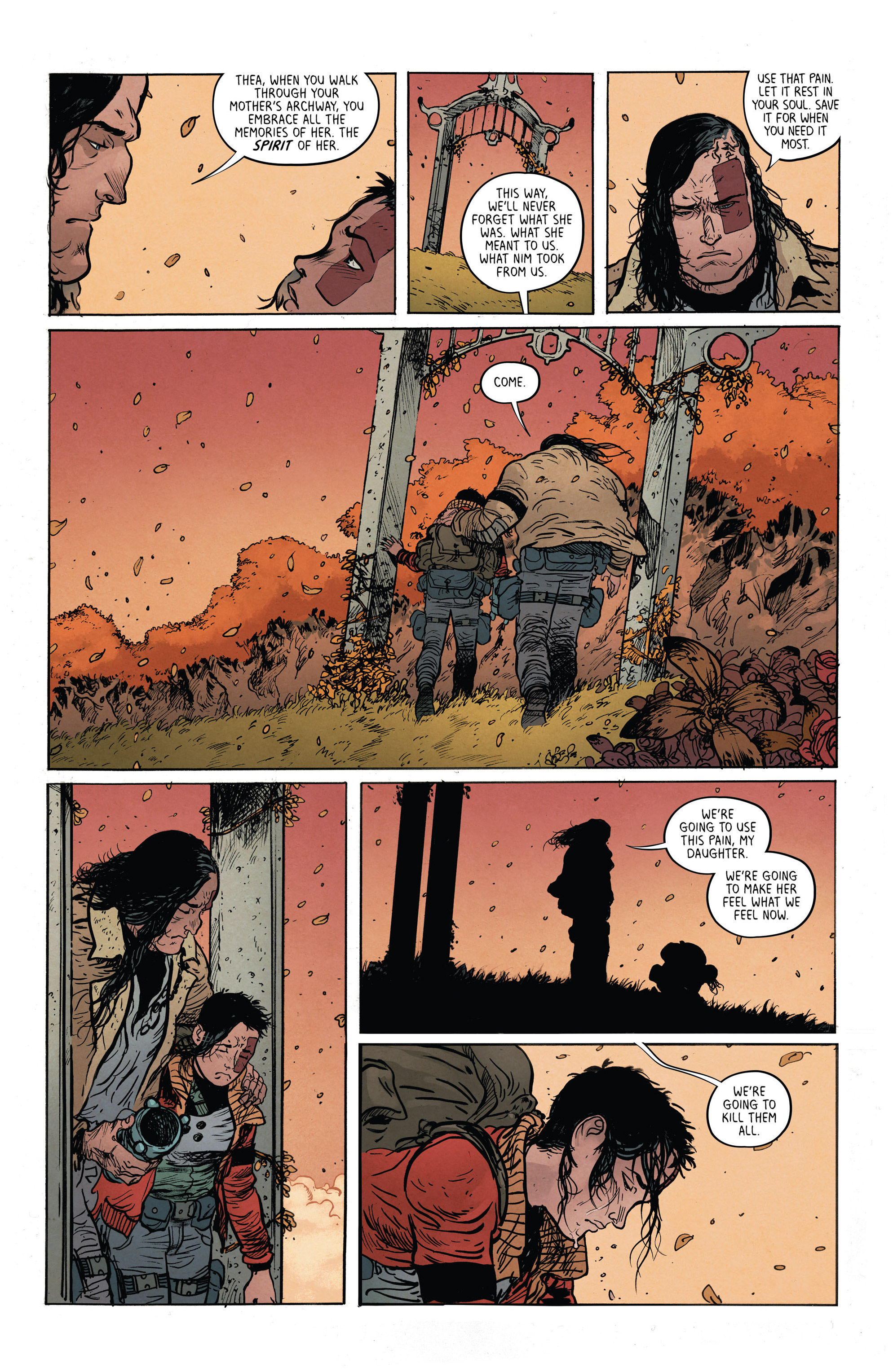 Read online Extremity comic -  Issue #4 - 6