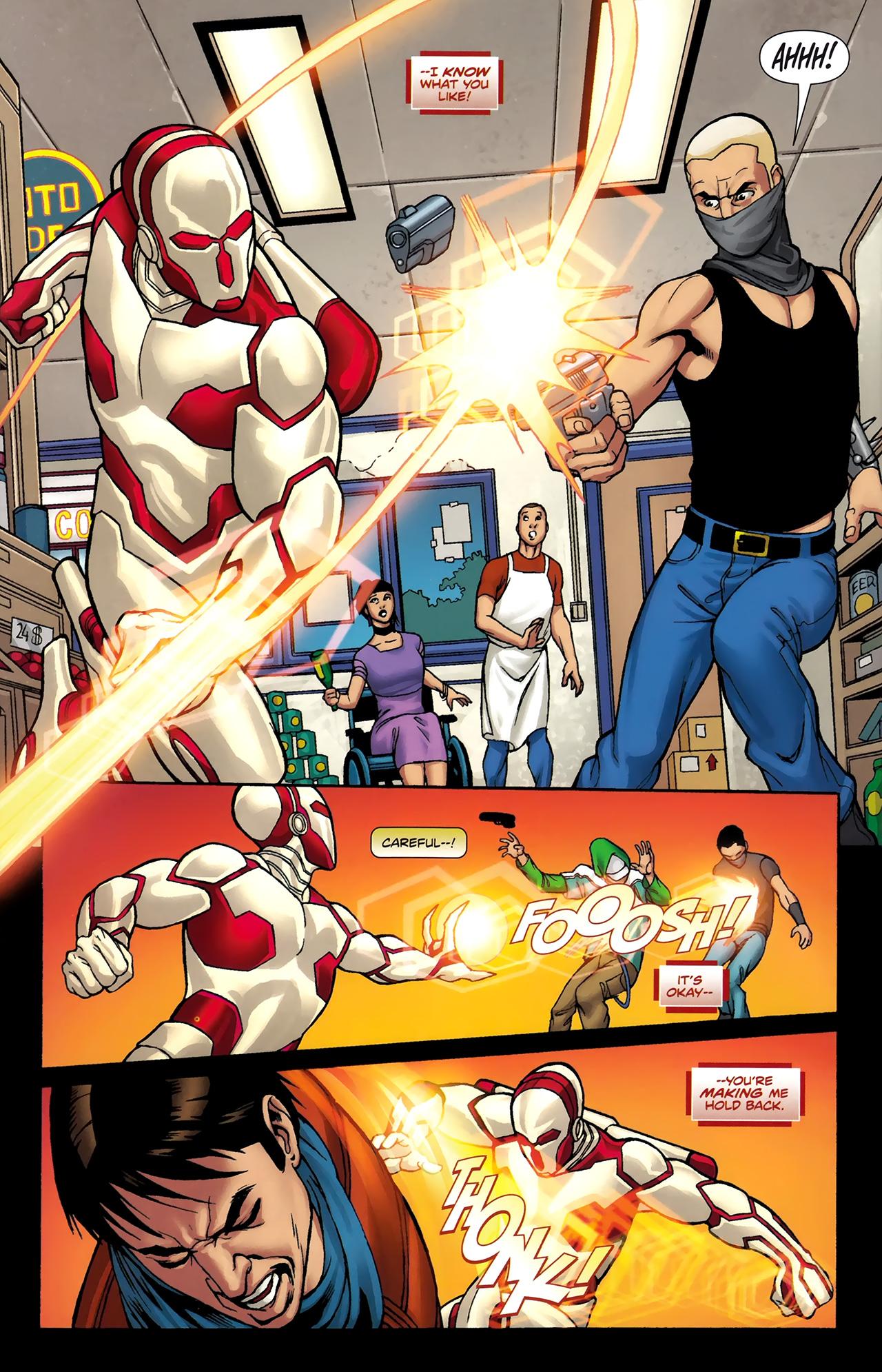 Read online Soldier Zero comic -  Issue #2 - 23