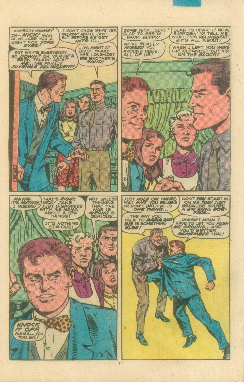 Read online Sgt. Fury comic -  Issue #162 - 13