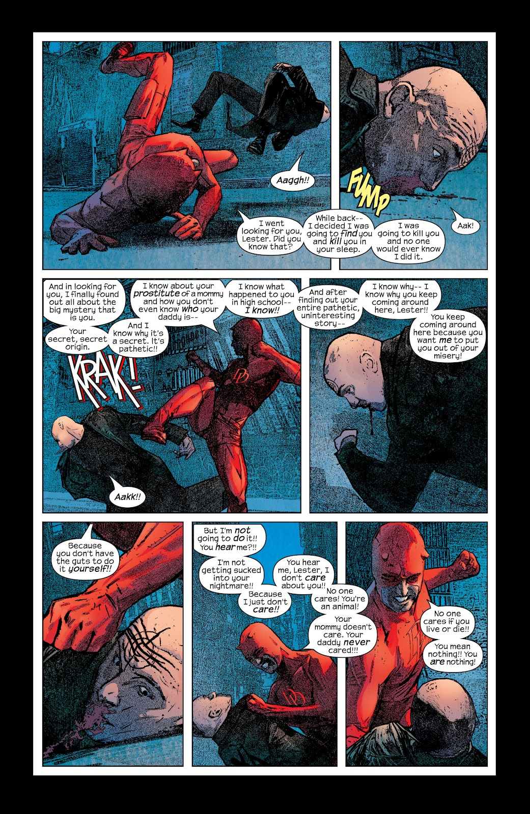 Read online Daredevil (1998) comic -  Issue # _Ultimate_Collection TPB 2 (Part 2) - 99