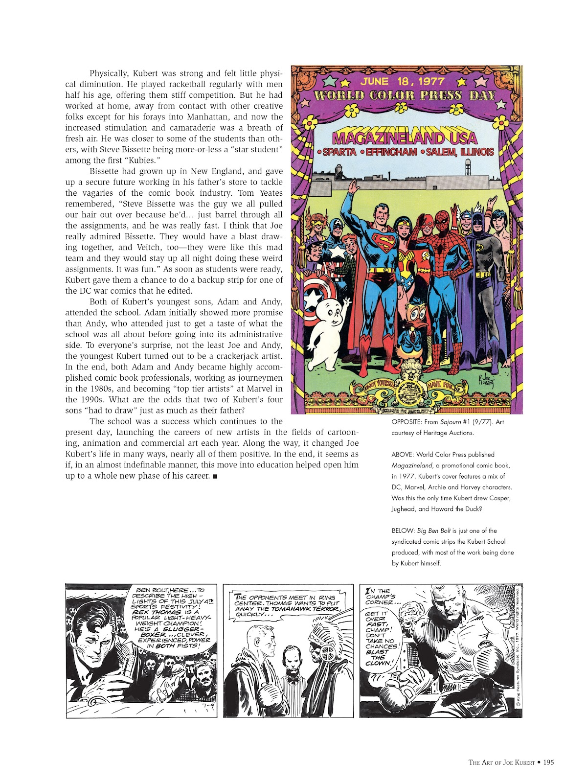 Read online The Art of Joe Kubert comic -  Issue # TPB (Part 2) - 95