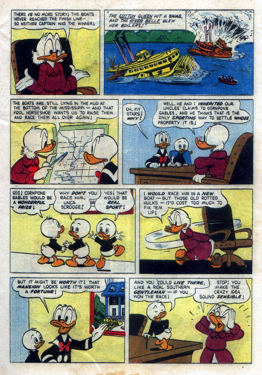 Read online Uncle Scrooge (1953) comic -  Issue #11 - 5
