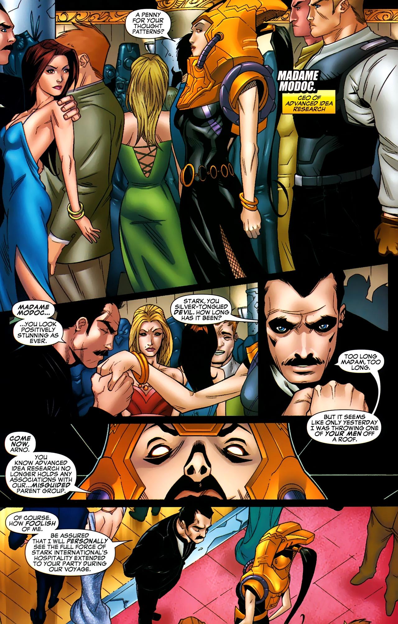 Read online Astonishing Tales (2009) comic -  Issue #2 - 12