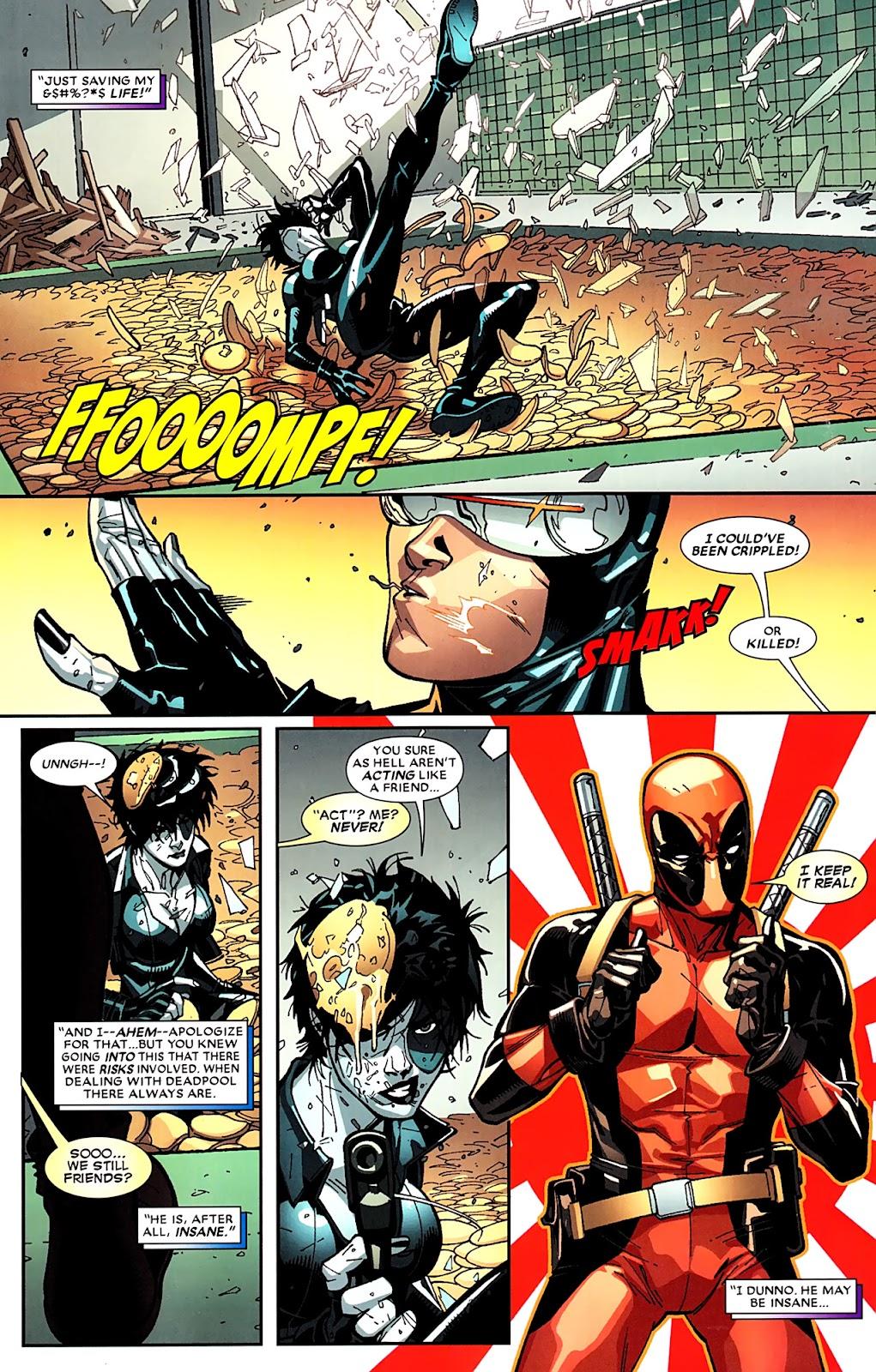 Read online Deadpool (2008) comic -  Issue #16 - 20