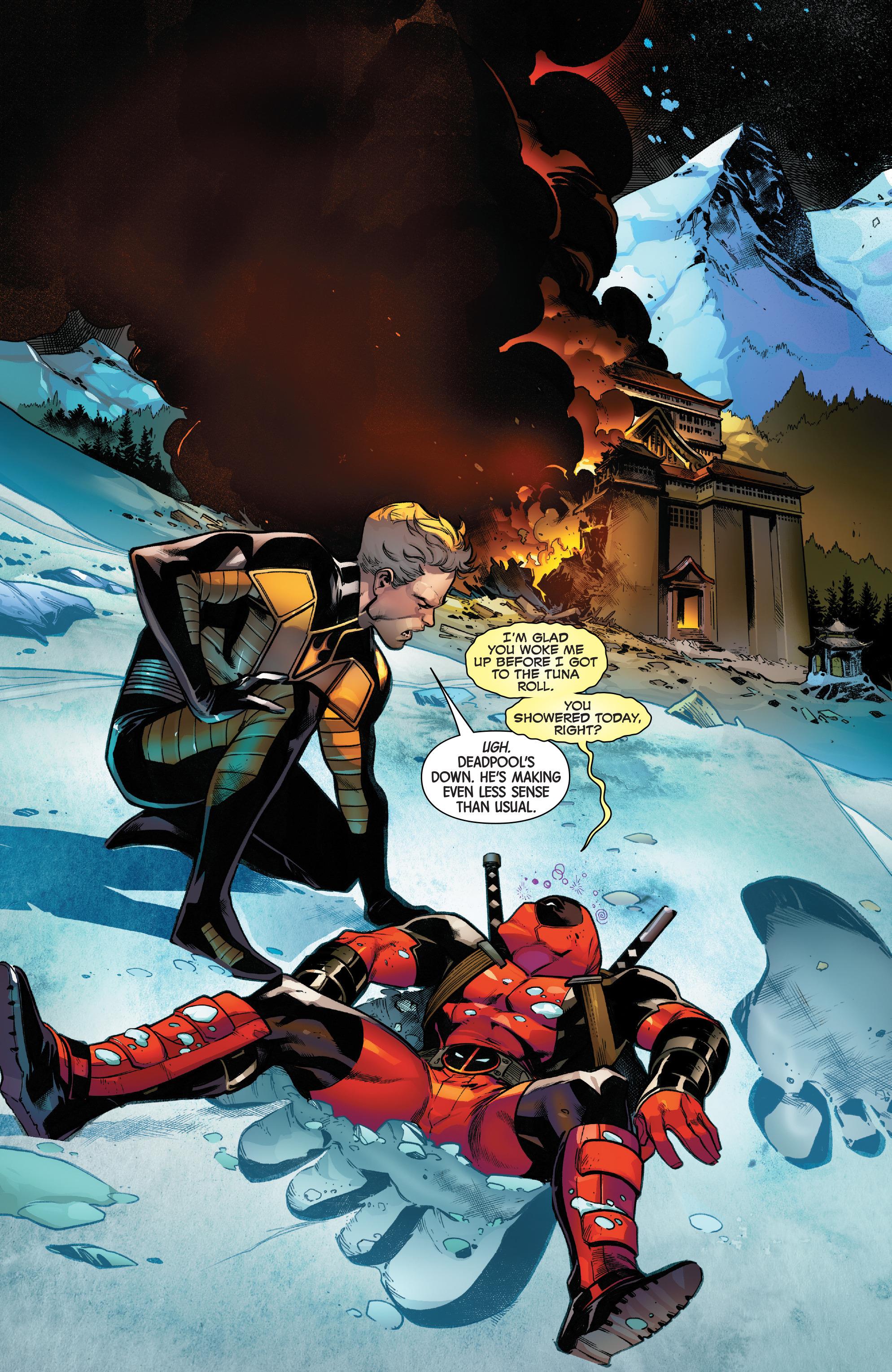 Read online Uncanny Avengers [II] comic -  Issue #16 - 4