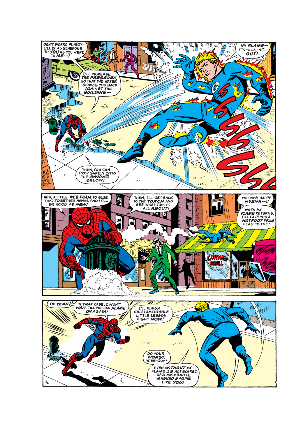 The Amazing Spider-Man (1963) _Annual_4 Page 6
