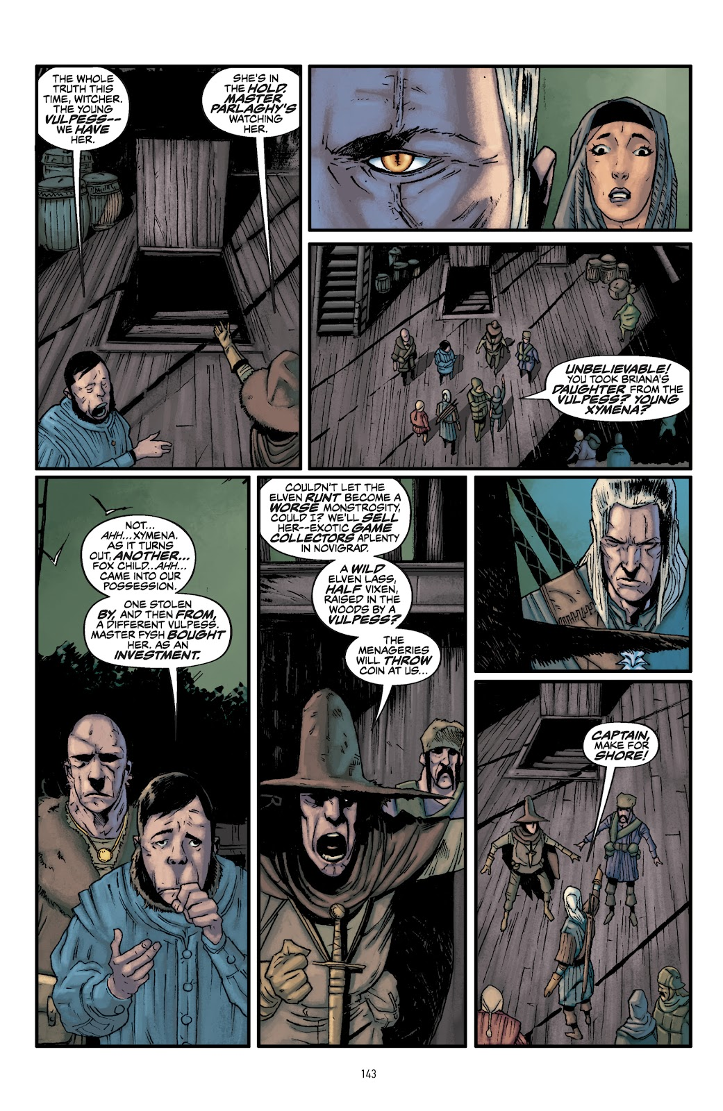 Read online The Witcher Omnibus comic -  Issue # TPB (Part 2) - 45