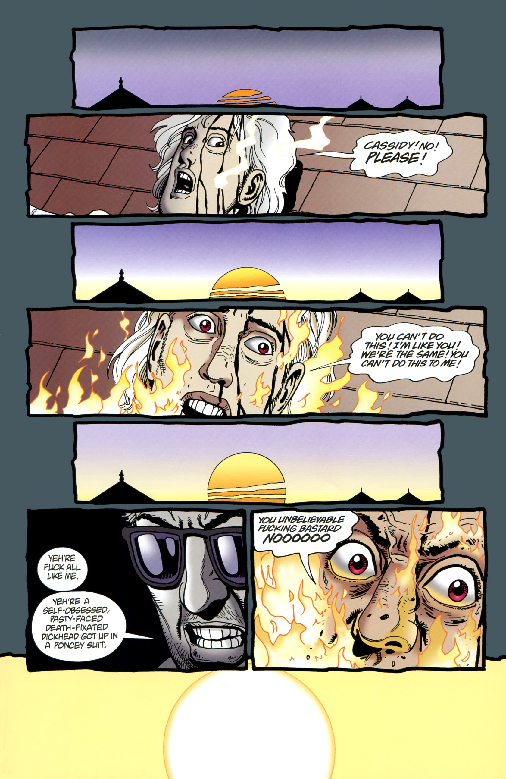 Read online Preacher Special: Cassidy : Blood and Whiskey comic -  Issue # Full - 47