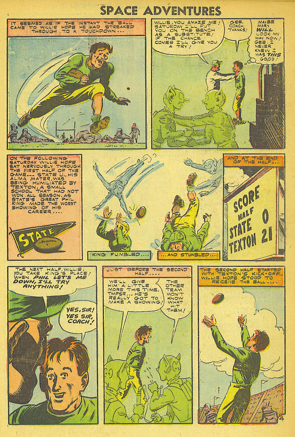 Space Adventures (1952) issue 21 - Page 23