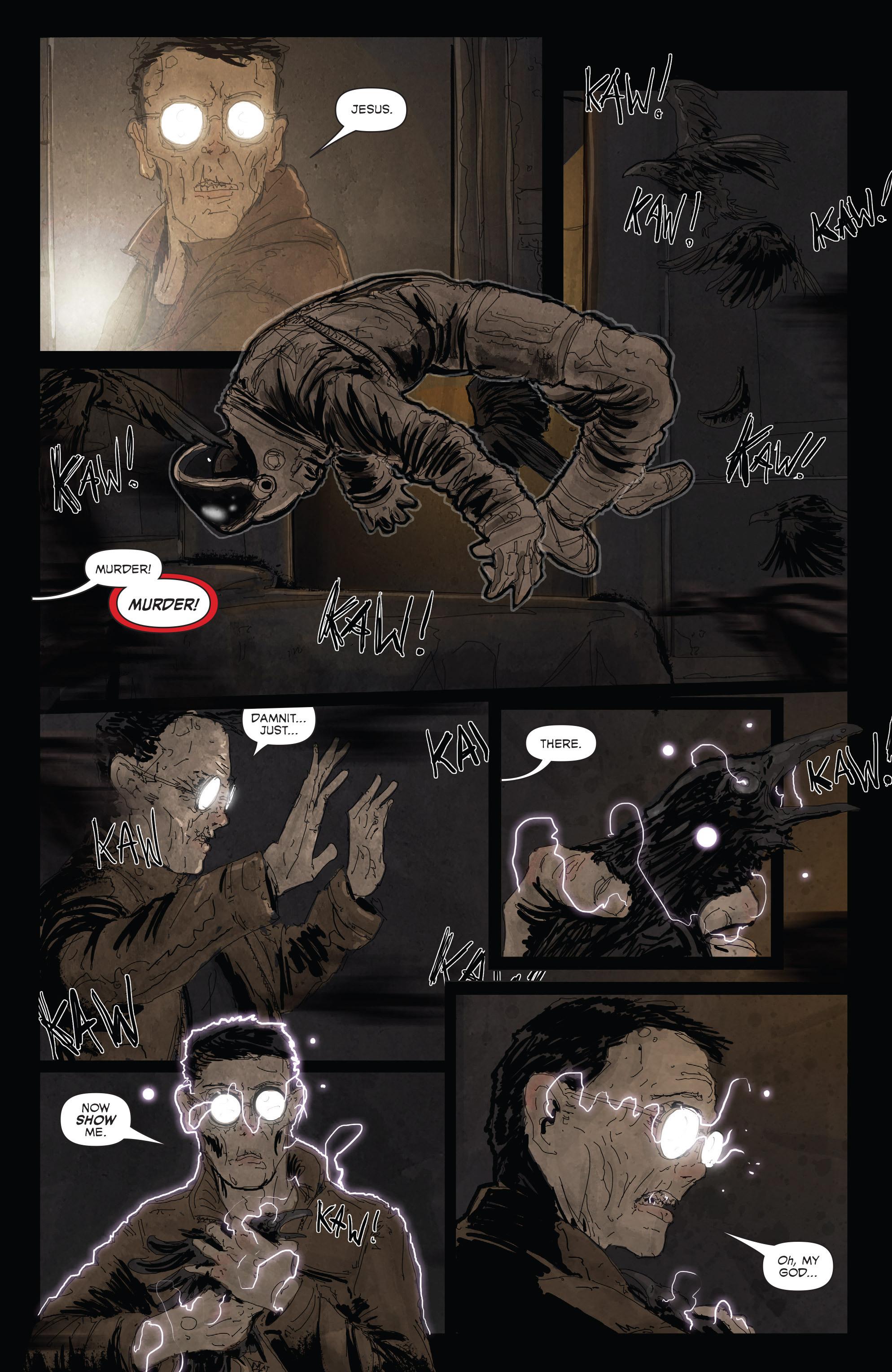 Read online Hoax Hunters (2012) comic -  Issue # TPB 3 - 55