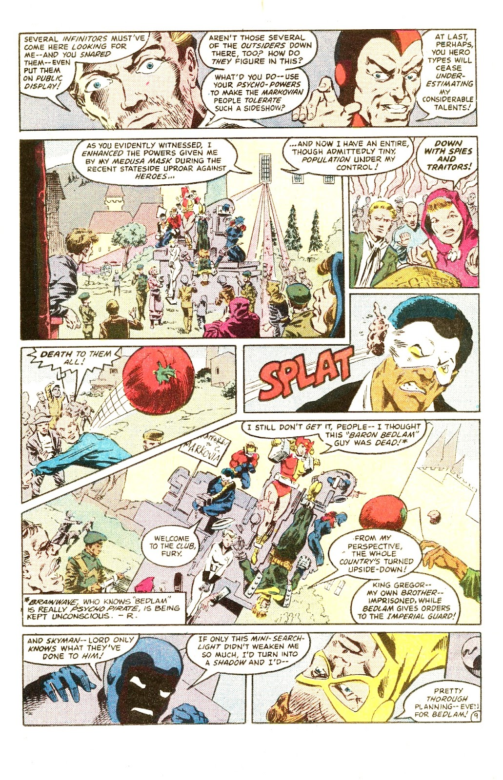 Infinity Inc. (1984) issue Special - Page 15