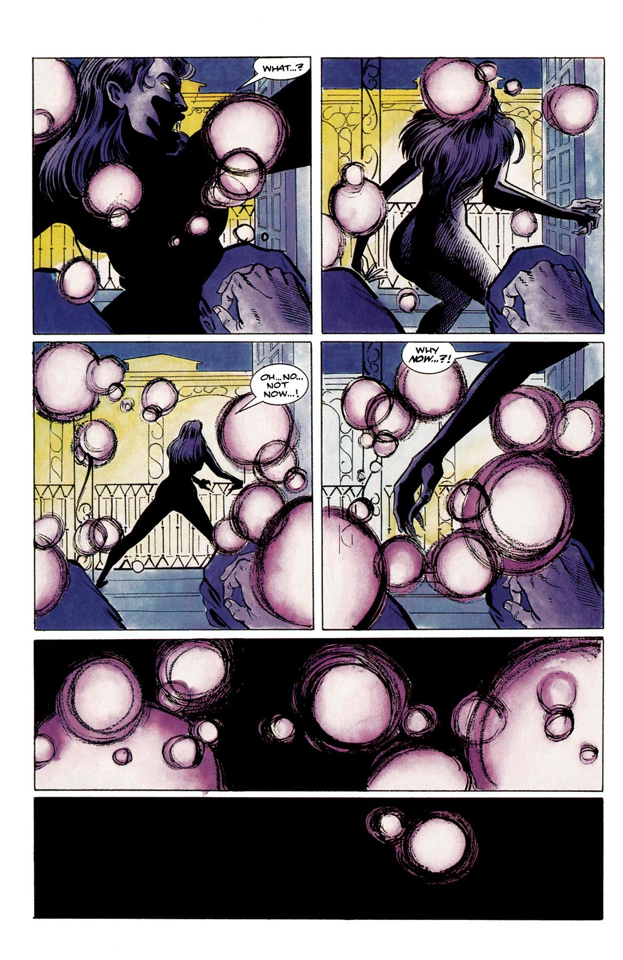Read online Shadowman (1992) comic -  Issue #1 - 10