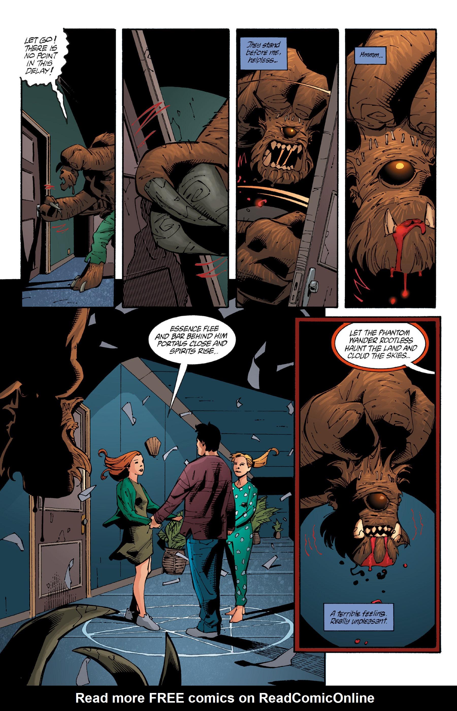 Read online Buffy the Vampire Slayer: Omnibus comic -  Issue # TPB 5 - 94