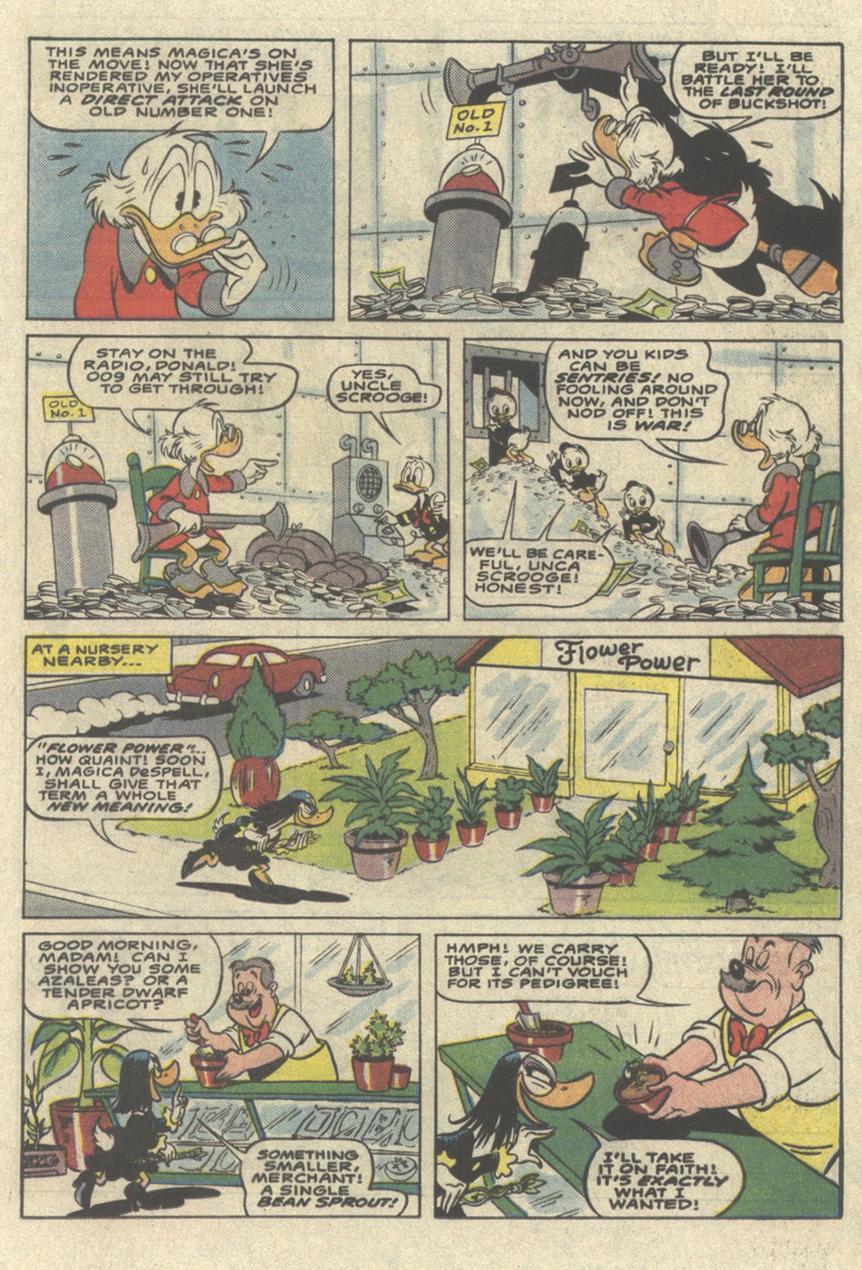 Read online Uncle Scrooge (1953) comic -  Issue #221 - 13