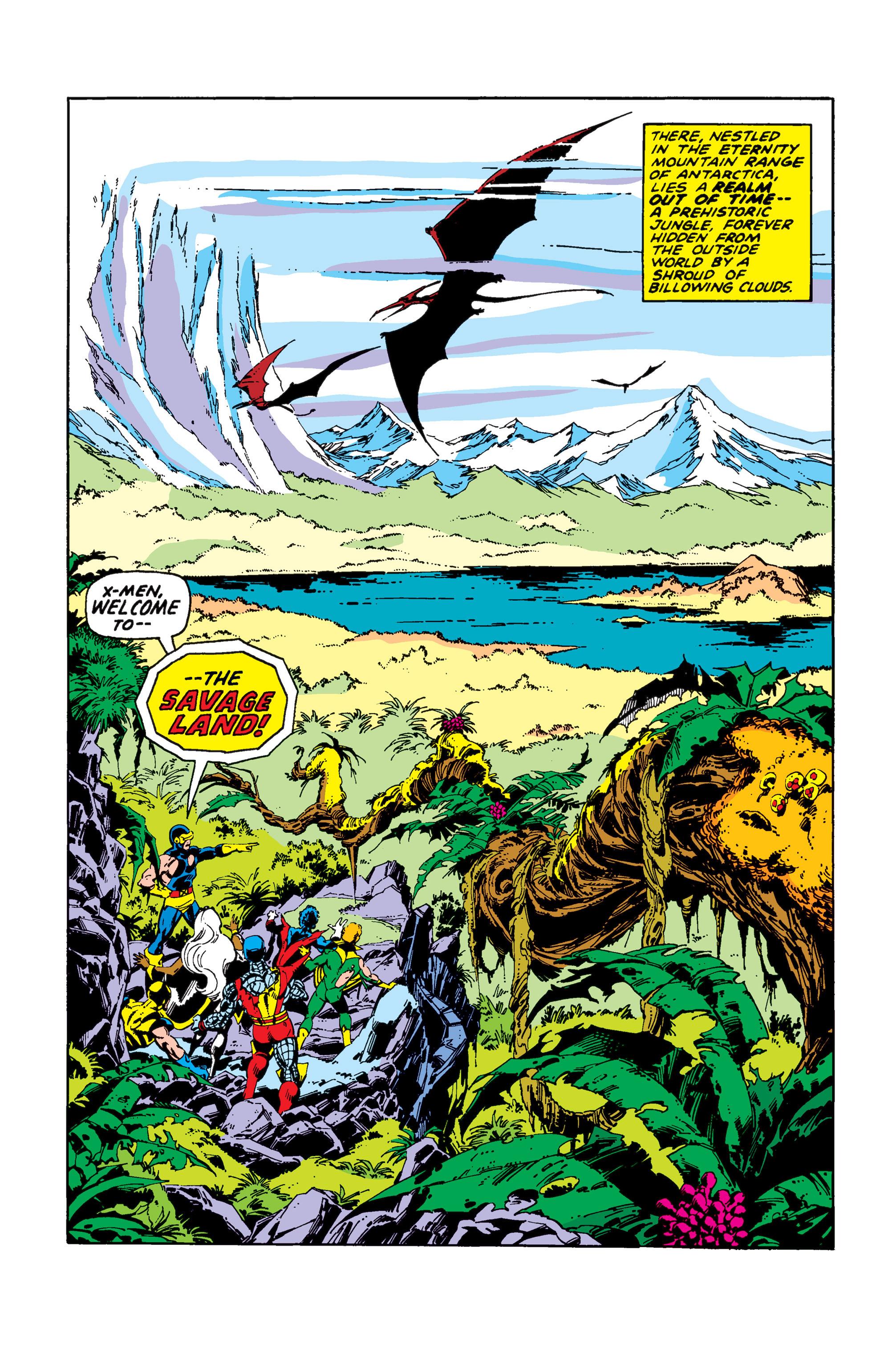 Uncanny X-Men (1963) 114 Page 5