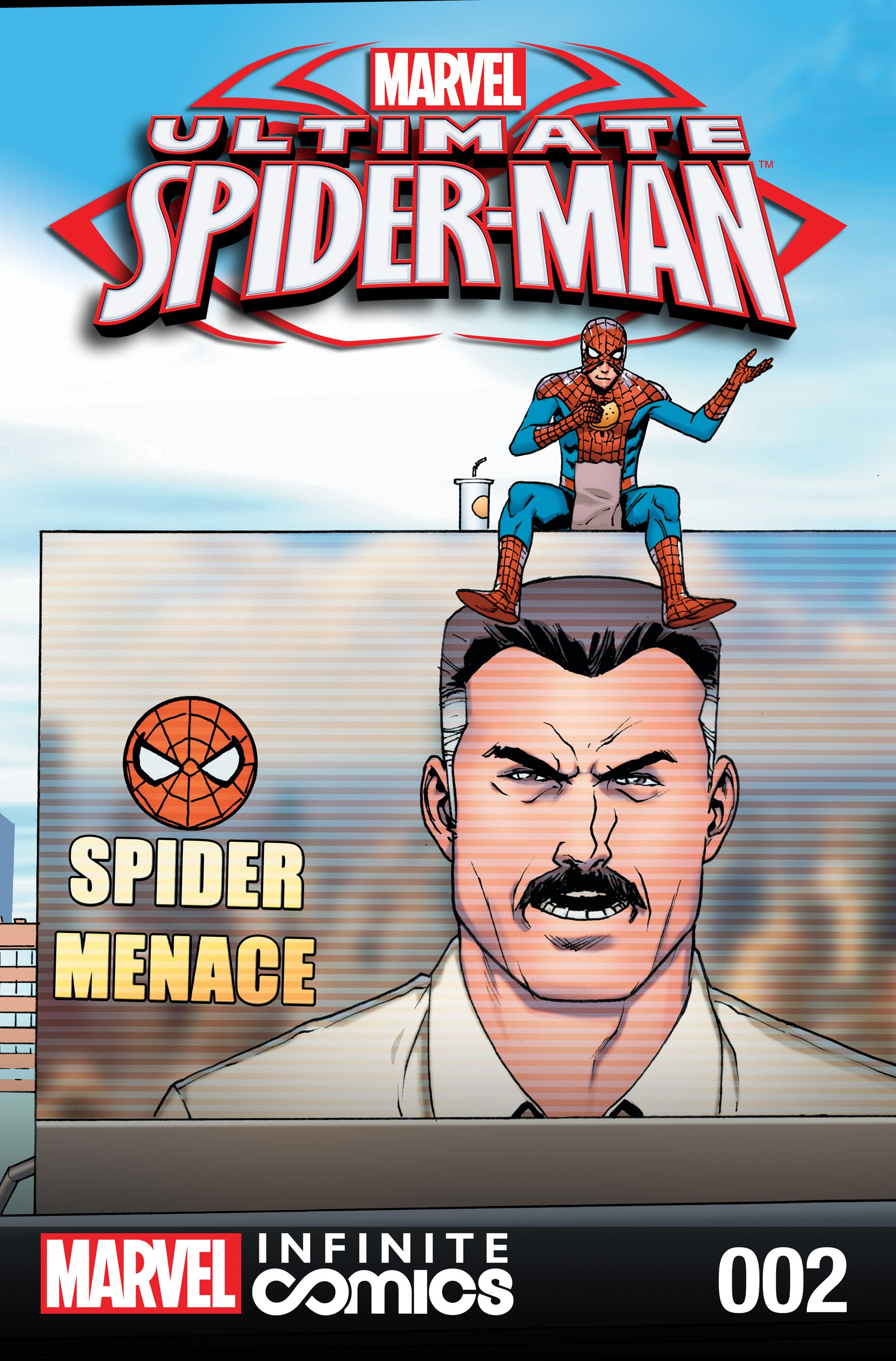 Read online Ultimate Spider-Man (Infinite Comics) (2016) comic -  Issue #2 - 1