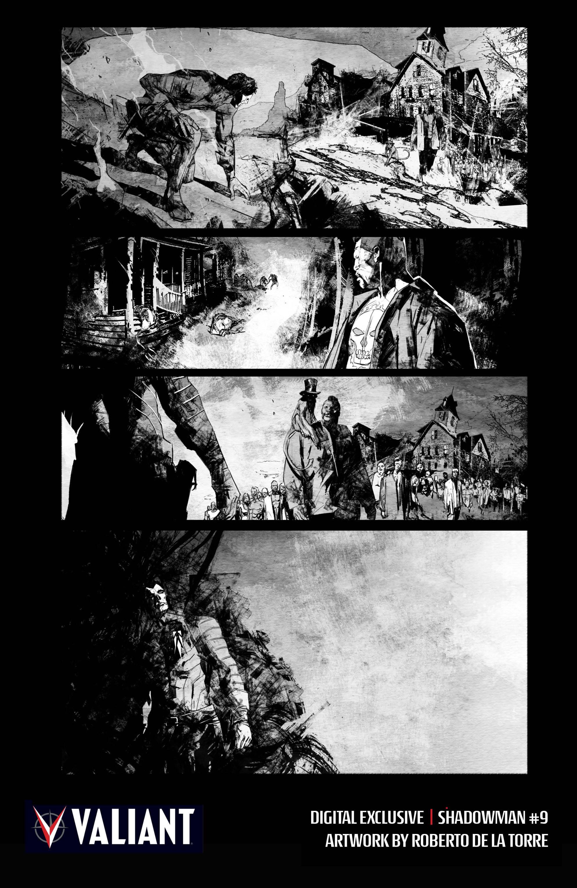 Read online Shadowman (2012) comic -  Issue #9 - 28