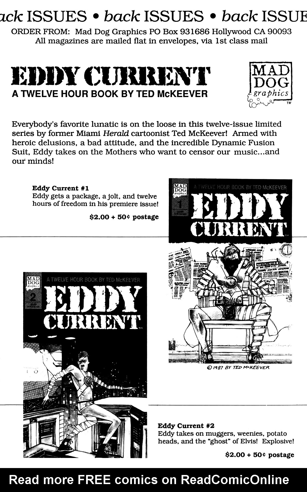 Eddy Current #3 - Read Eddy Current Issue #3 Page 31