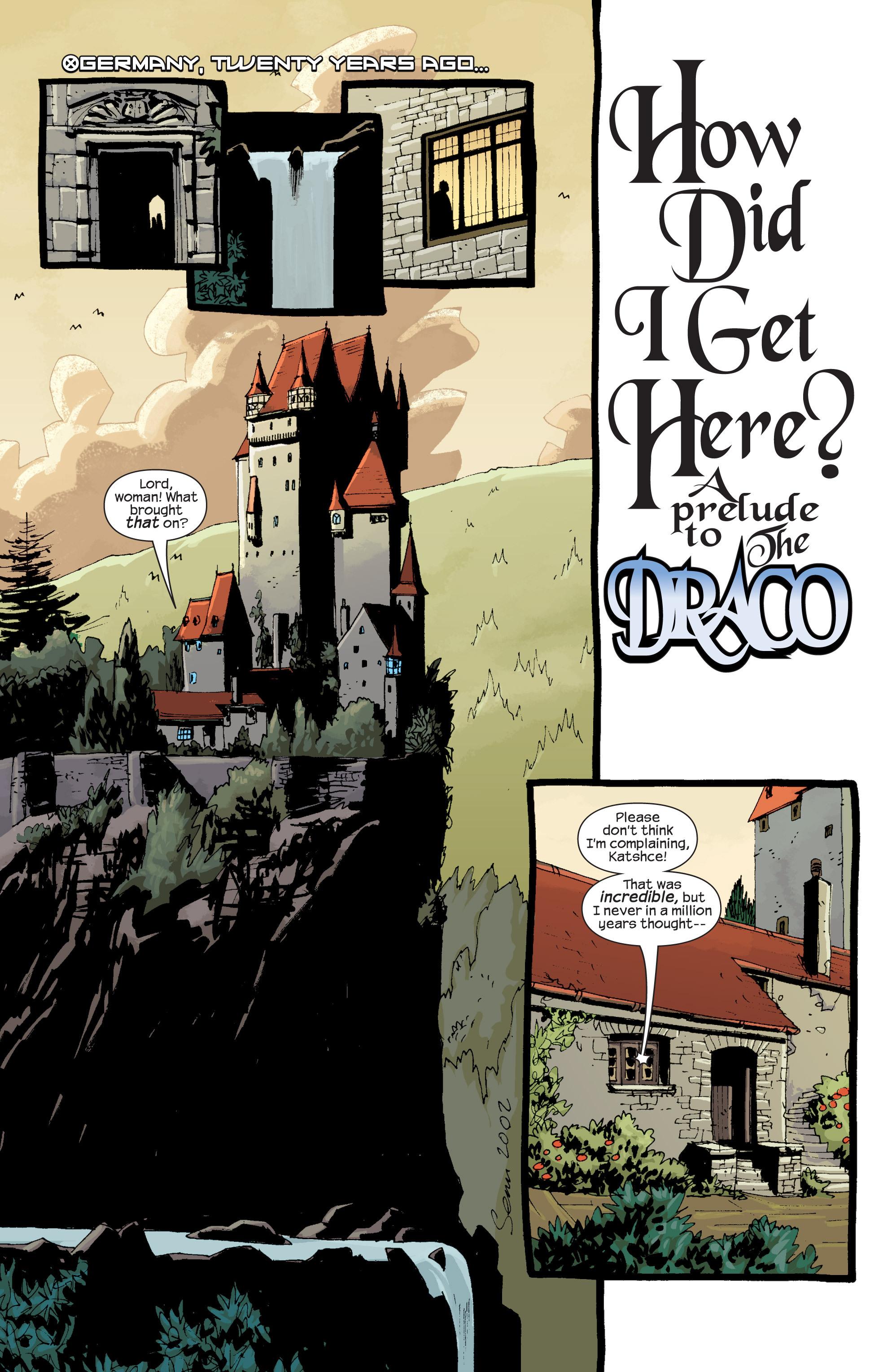 Read online Uncanny X-Men (1963) comic -  Issue #428 - 3
