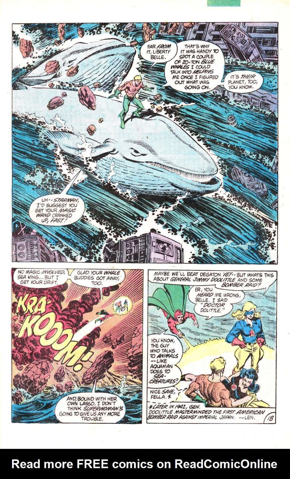 Read online All-Star Squadron comic -  Issue #15 - 40