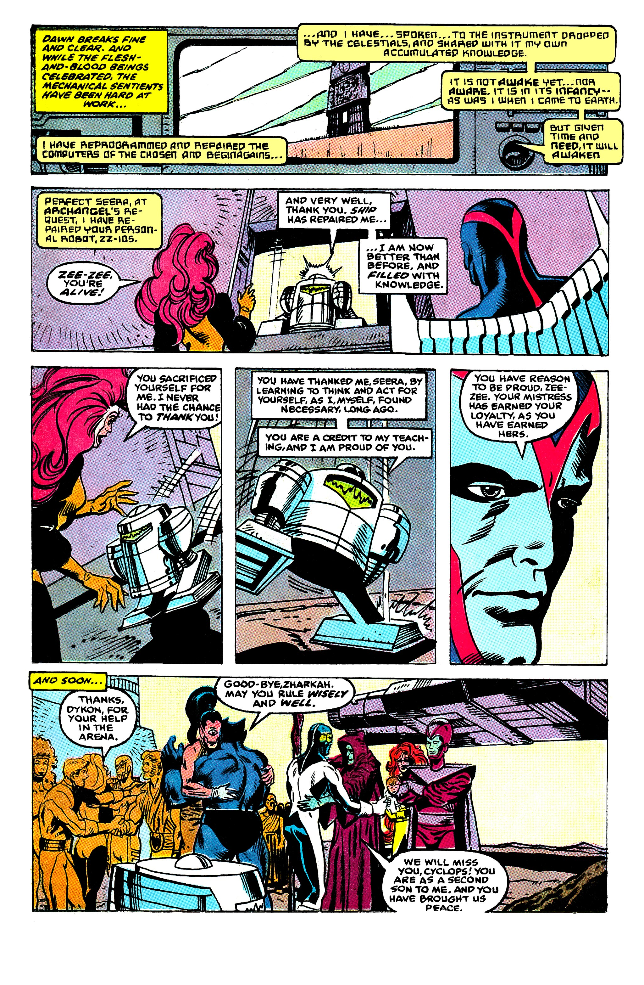 Read online X-Factor (1986) comic -  Issue #50 - 32