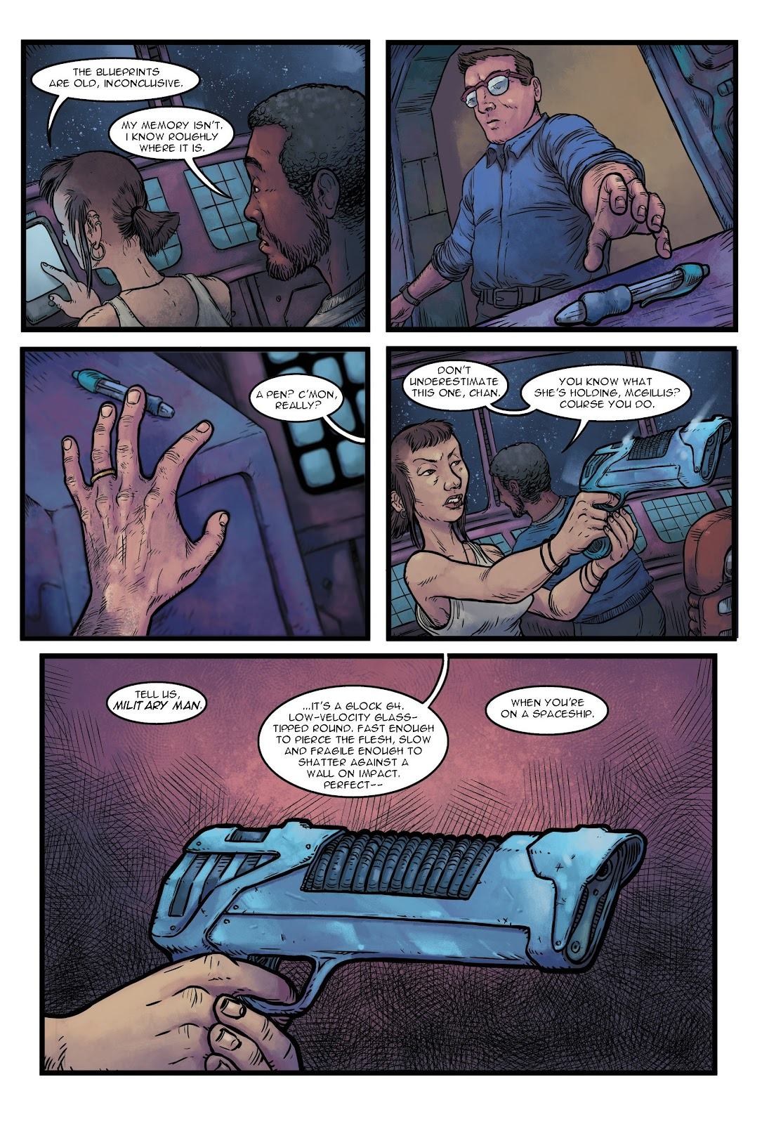 Read online Impossible comic -  Issue # TPB - 30