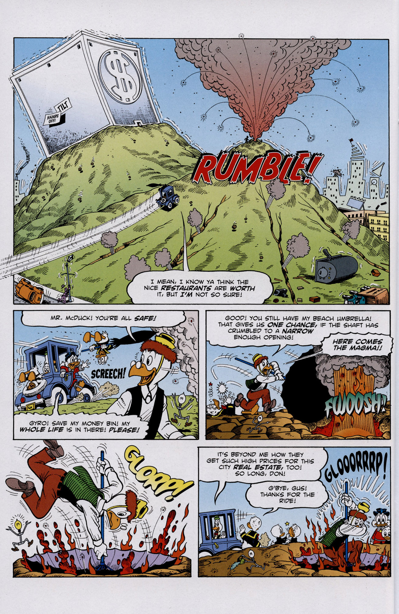 Read online Uncle Scrooge (1953) comic -  Issue #401 - 24