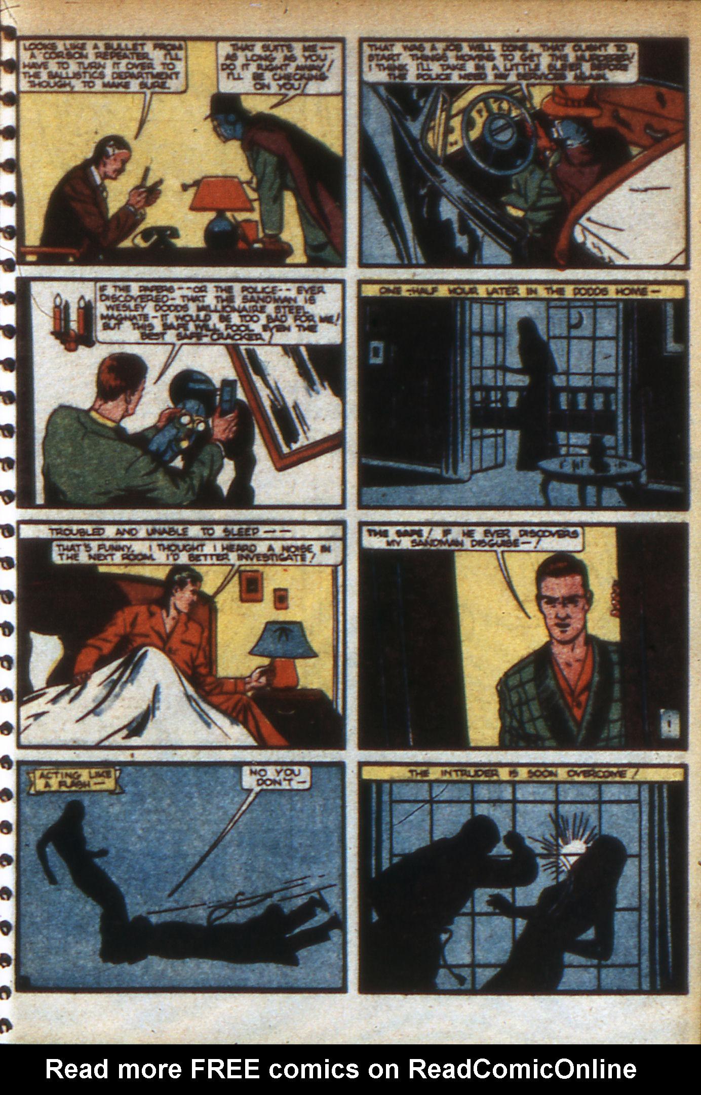 Read online Adventure Comics (1938) comic -  Issue #47 - 6