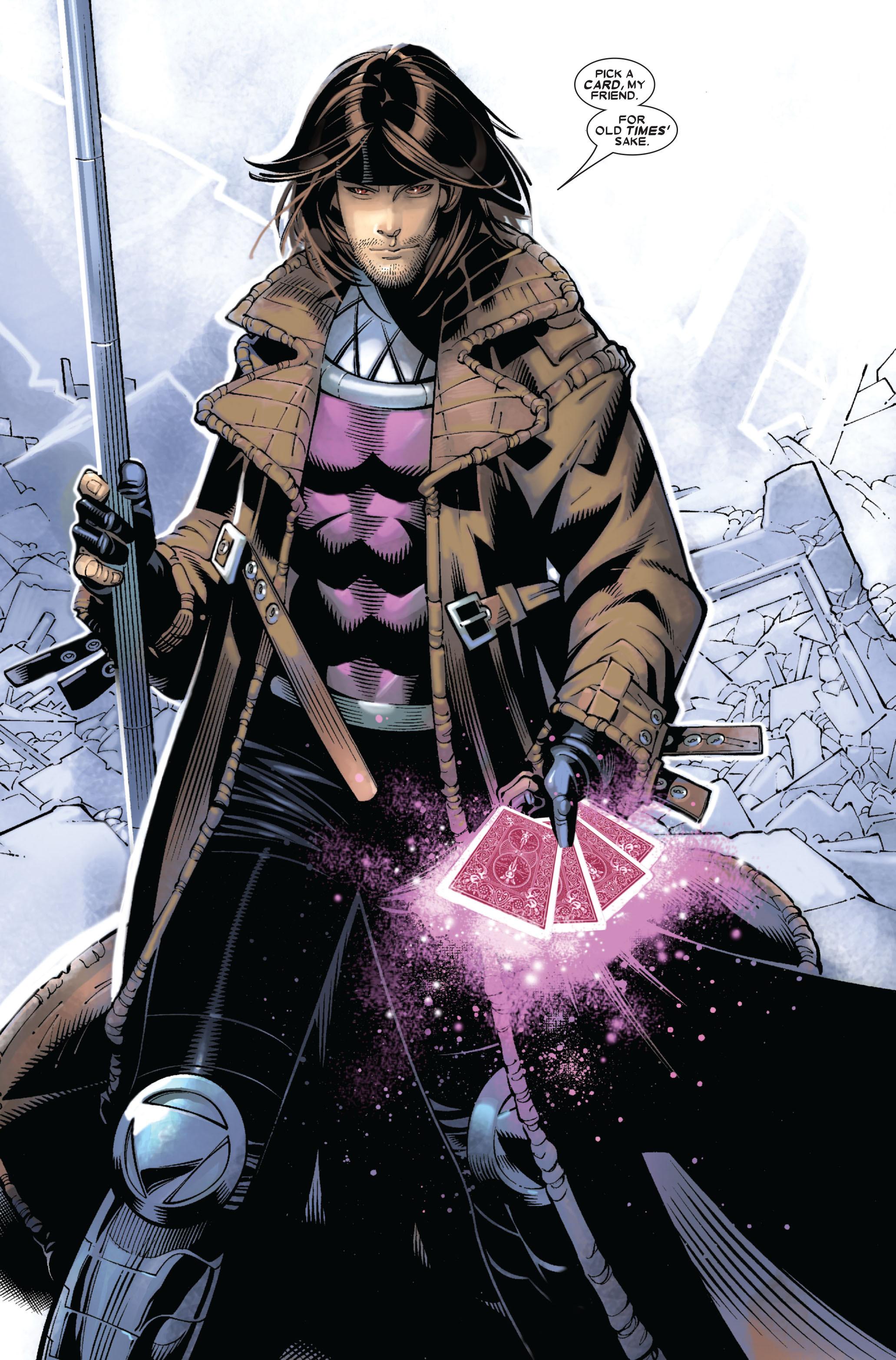 X-Men (1991) 200 Page 15