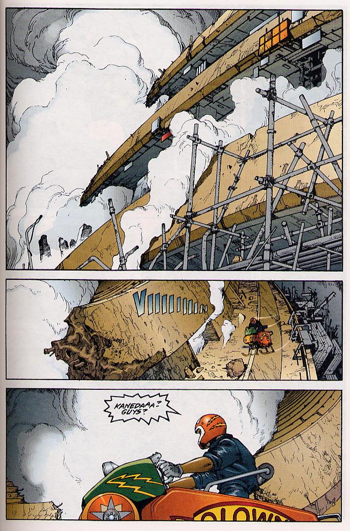 Read online Akira comic -  Issue #31 - 30