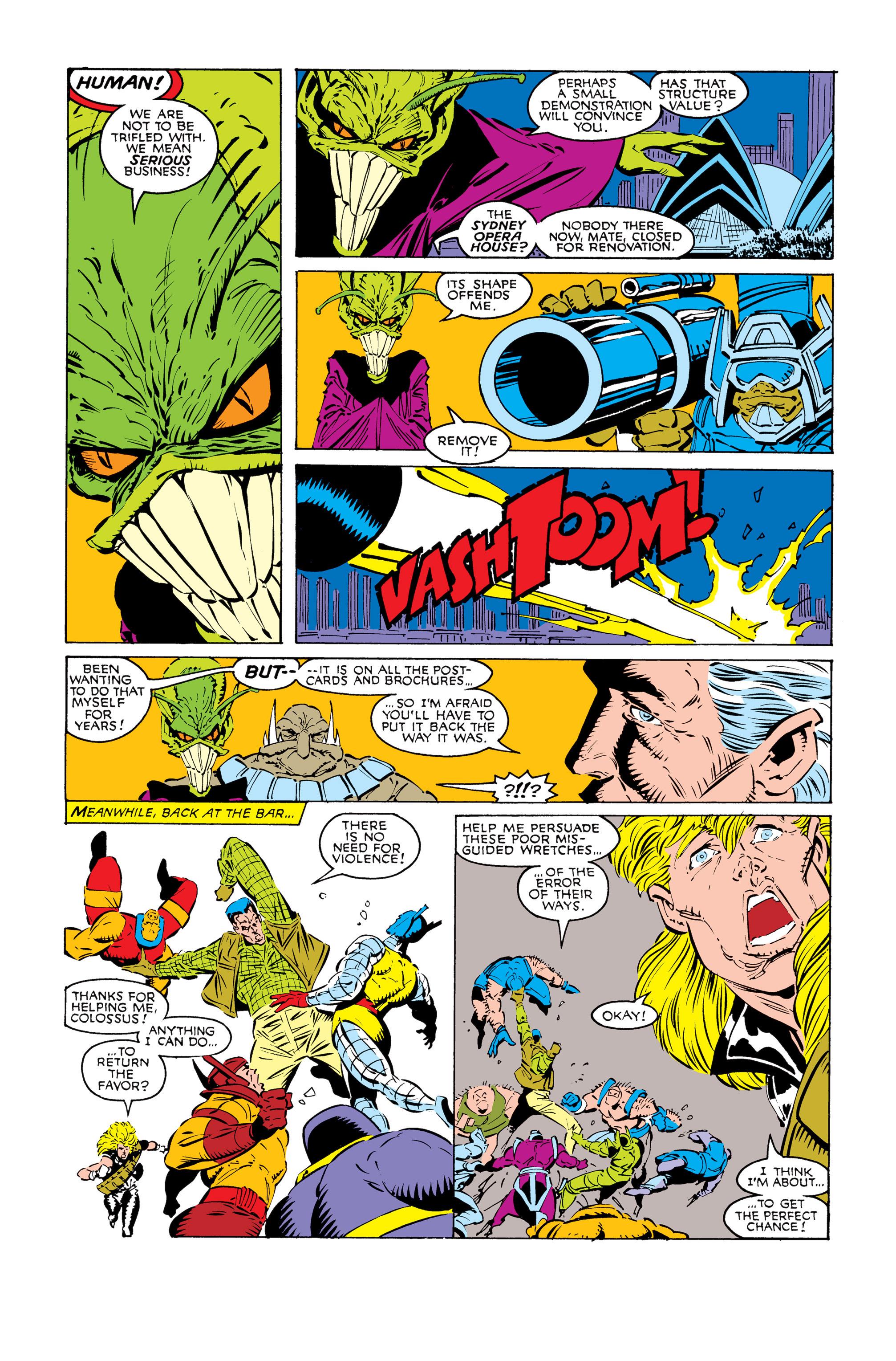 Read online Uncanny X-Men (1963) comic -  Issue #245 - 15