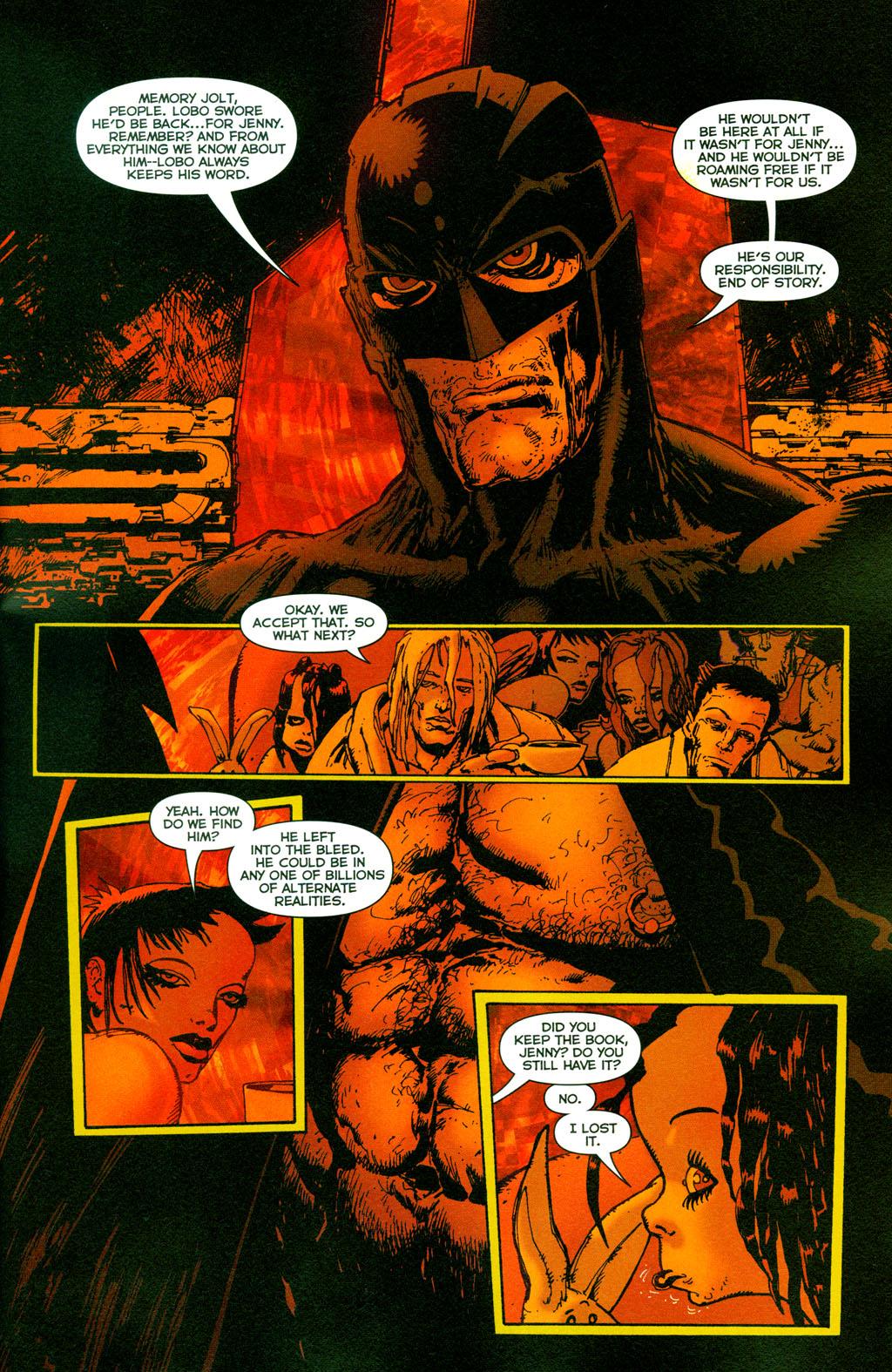 Read online The Authority/Lobo: Spring Break Massacre comic -  Issue # Full - 4