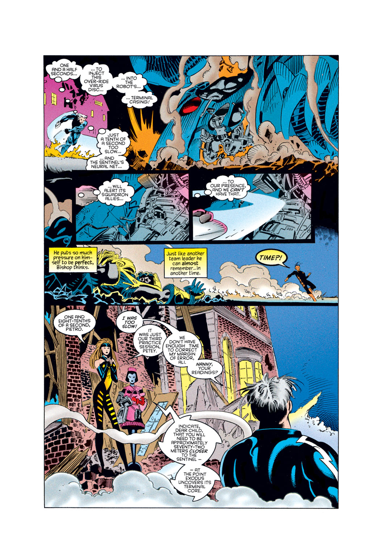 Read online Amazing X-Men (1995) comic -  Issue #1 - 7