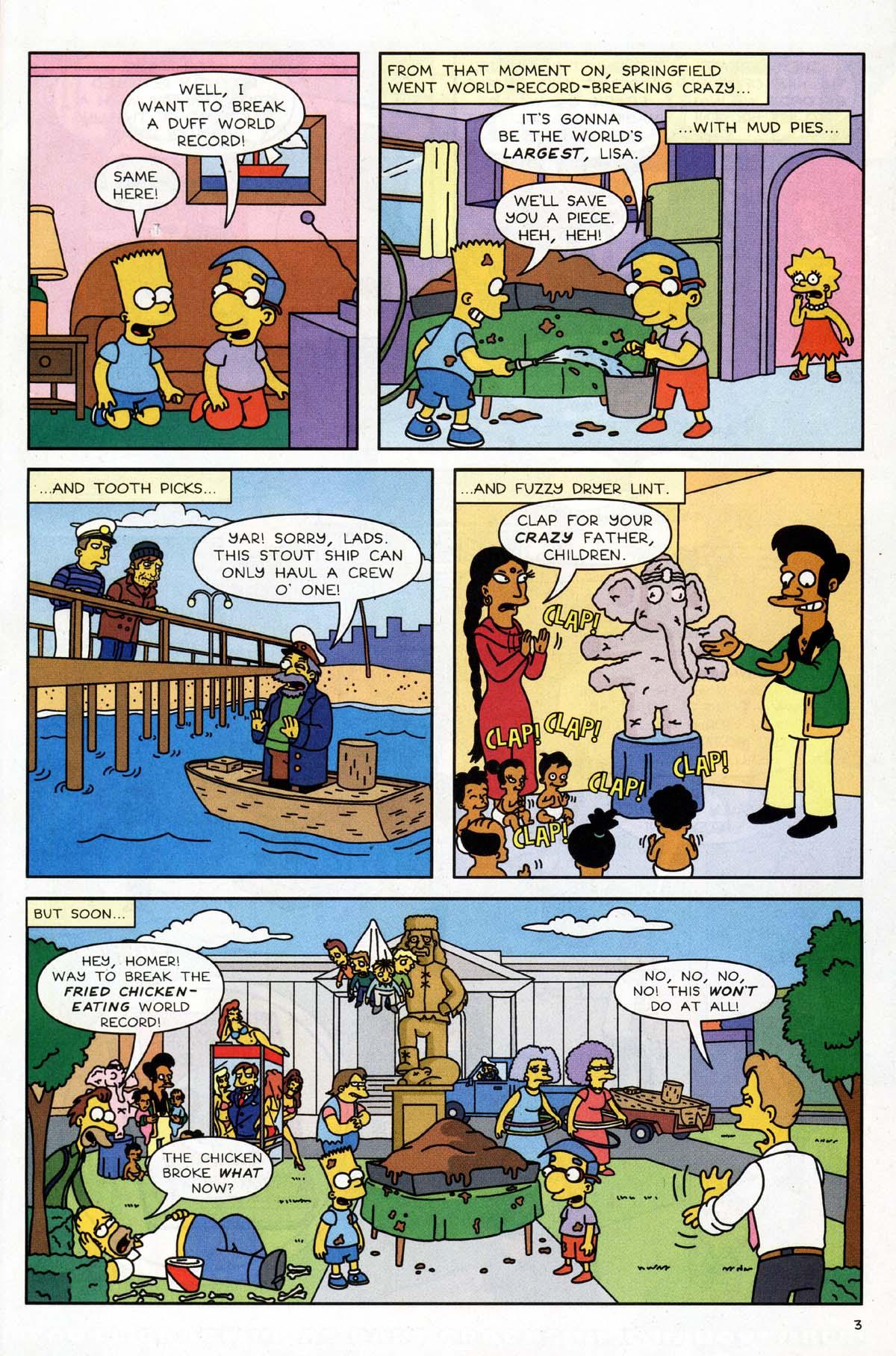 Read online Simpsons Comics Presents Bart Simpson comic -  Issue #9 - 26